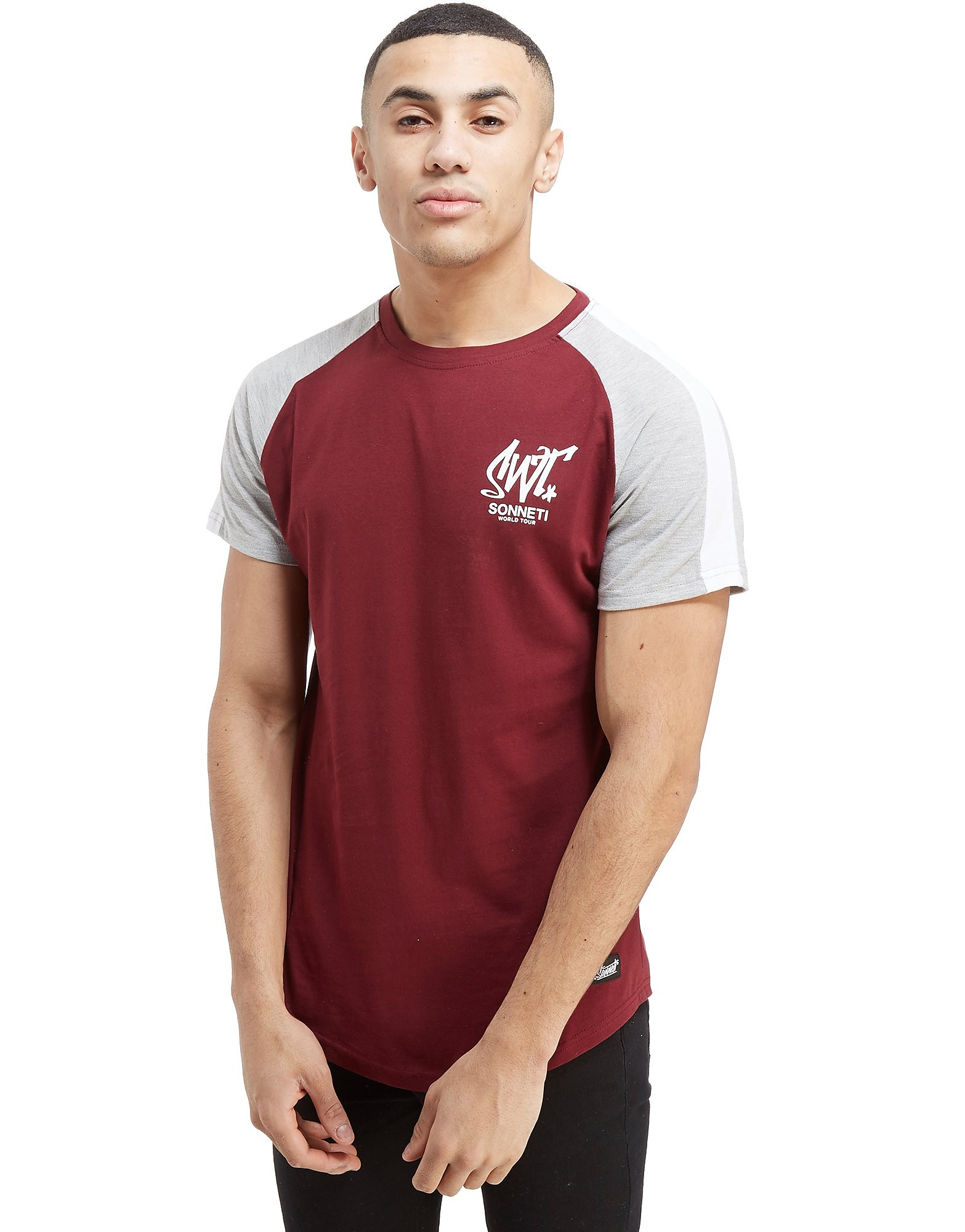 Sonneti Raglan T-Shirt Homme