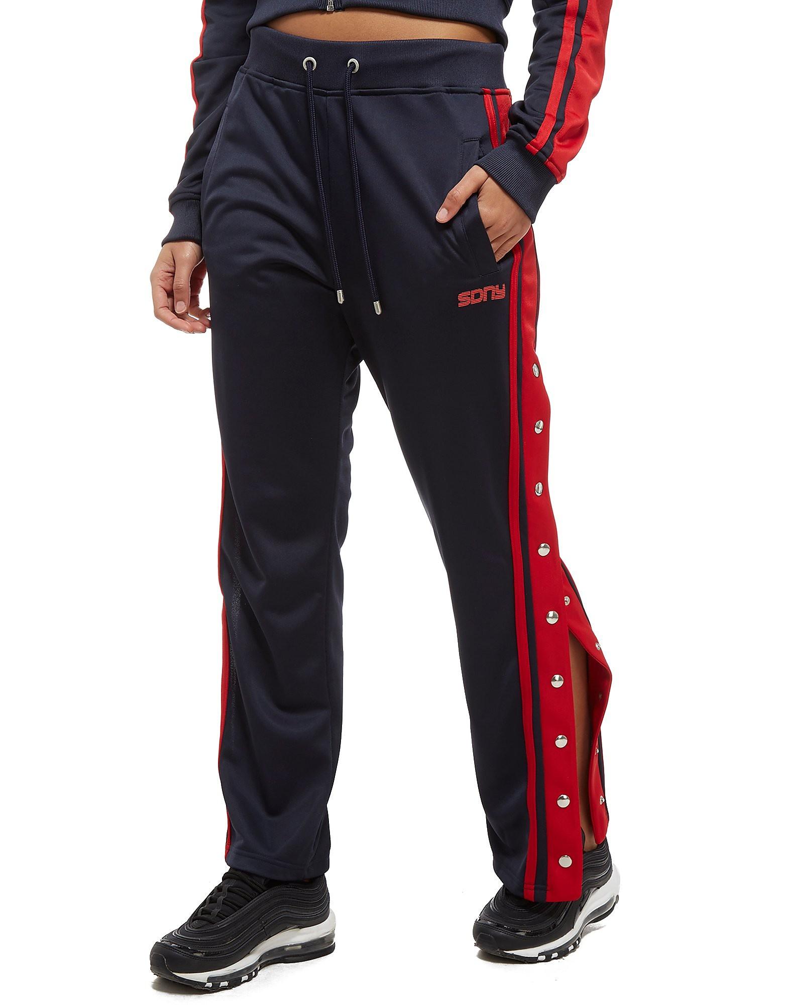 Supply & Demand Pantalon de survêtement Poly Popper Femme