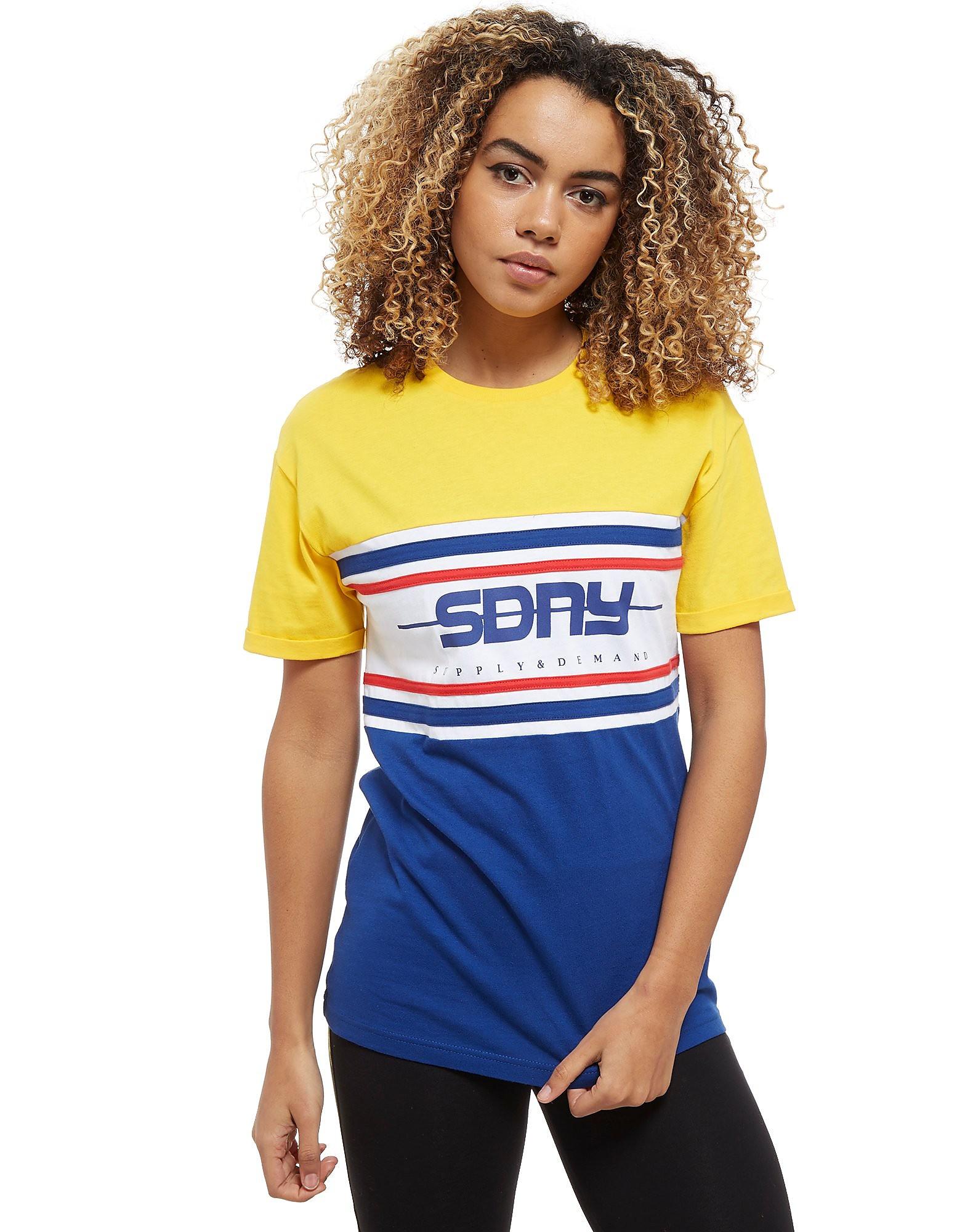 Supply & Demand 92 Retro T-Shirt