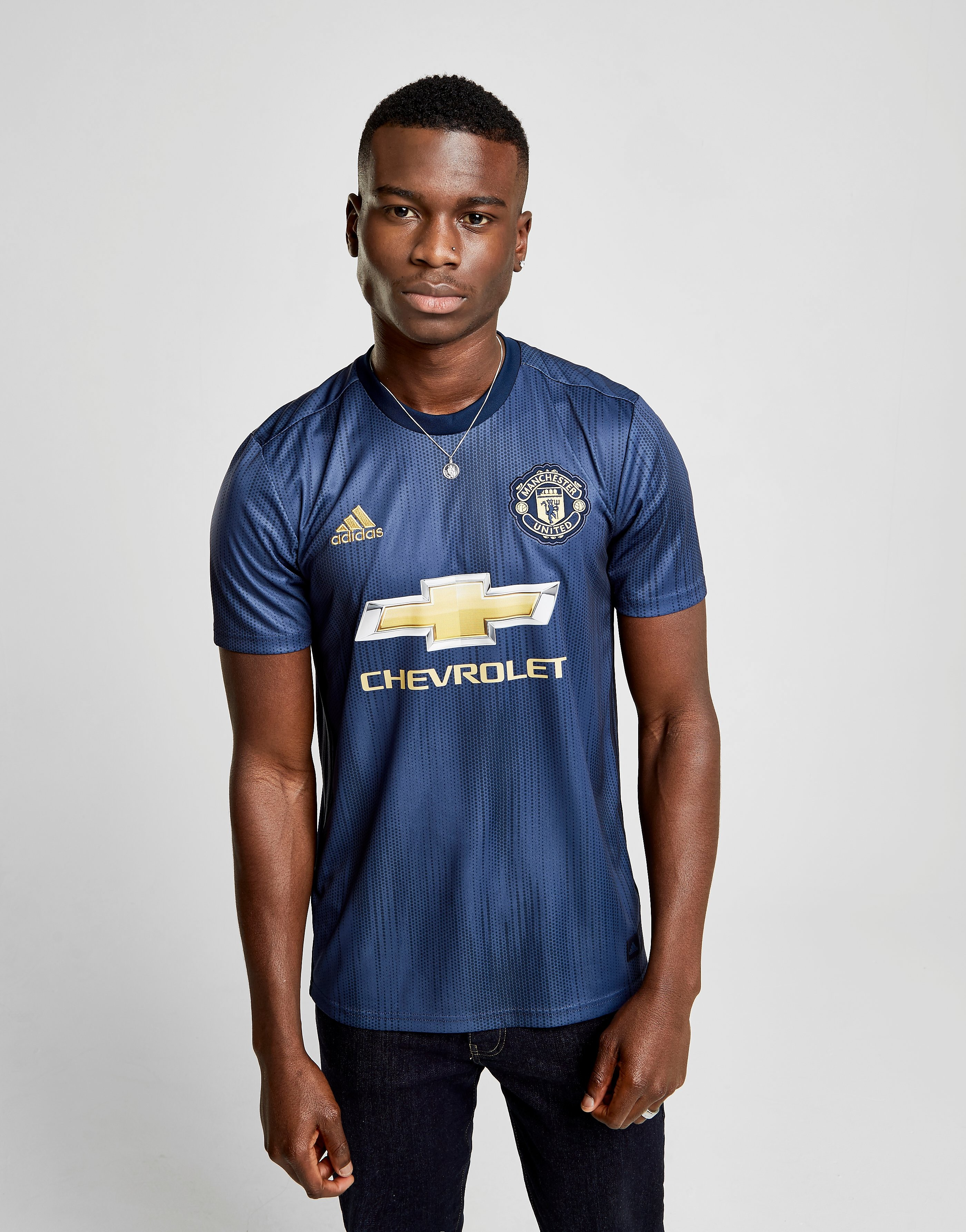 adidas Manchester United FC 2018/19 Third Shirt