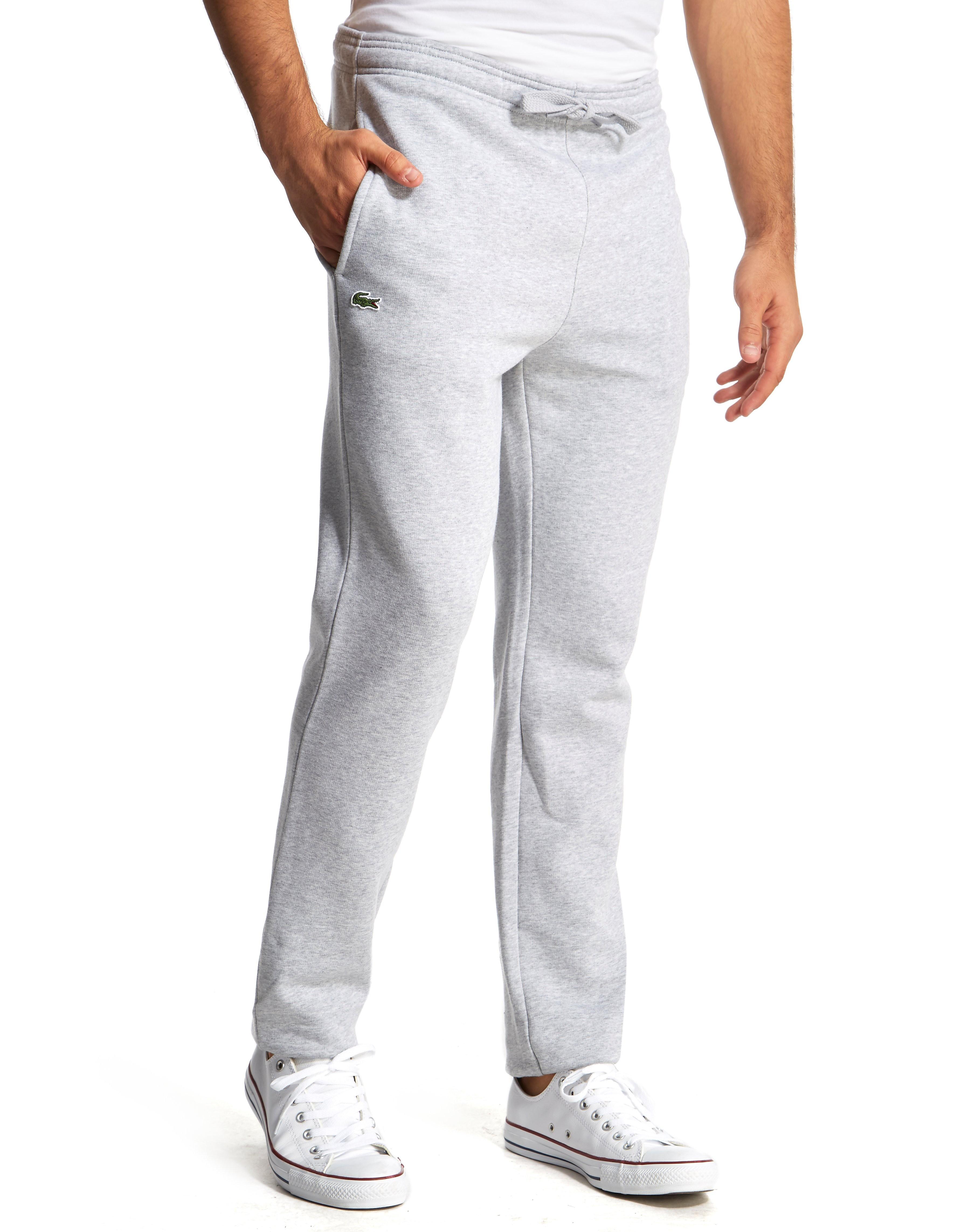 Lacoste pantalón de chándal Cuffed Fleece
