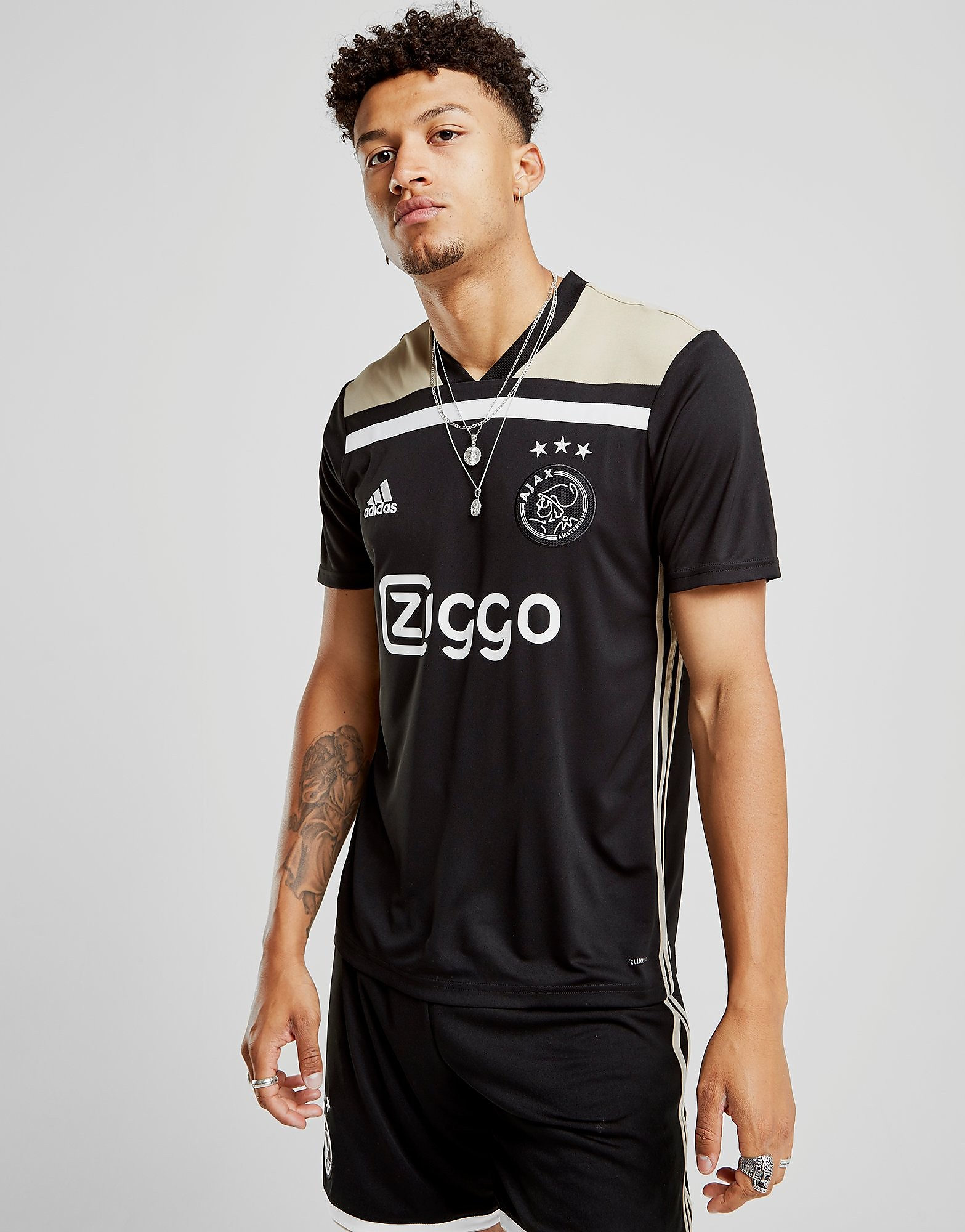 adidas Ajax 2018/19 Away Shirt