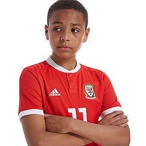 44f6cb64fa4 ... adidas Wales 2018 Home Bale  11 Shirt Junior