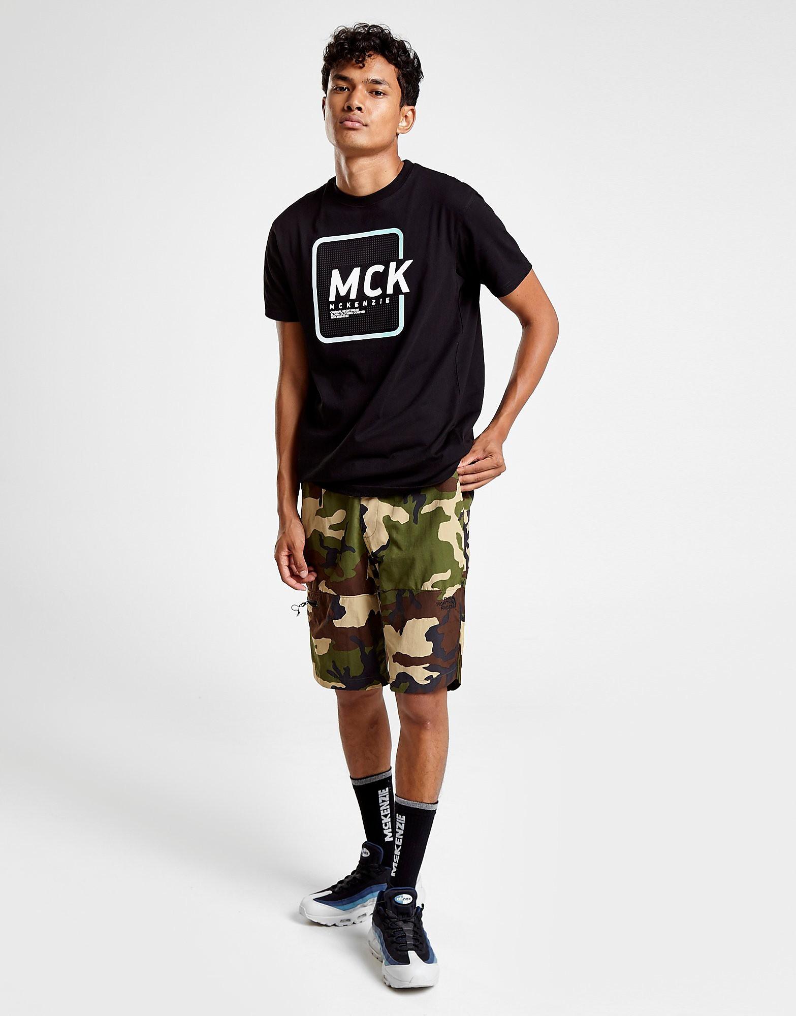 McKenzie Capsule T-Shirt Heren - alleen bij JD - Zwart - Heren