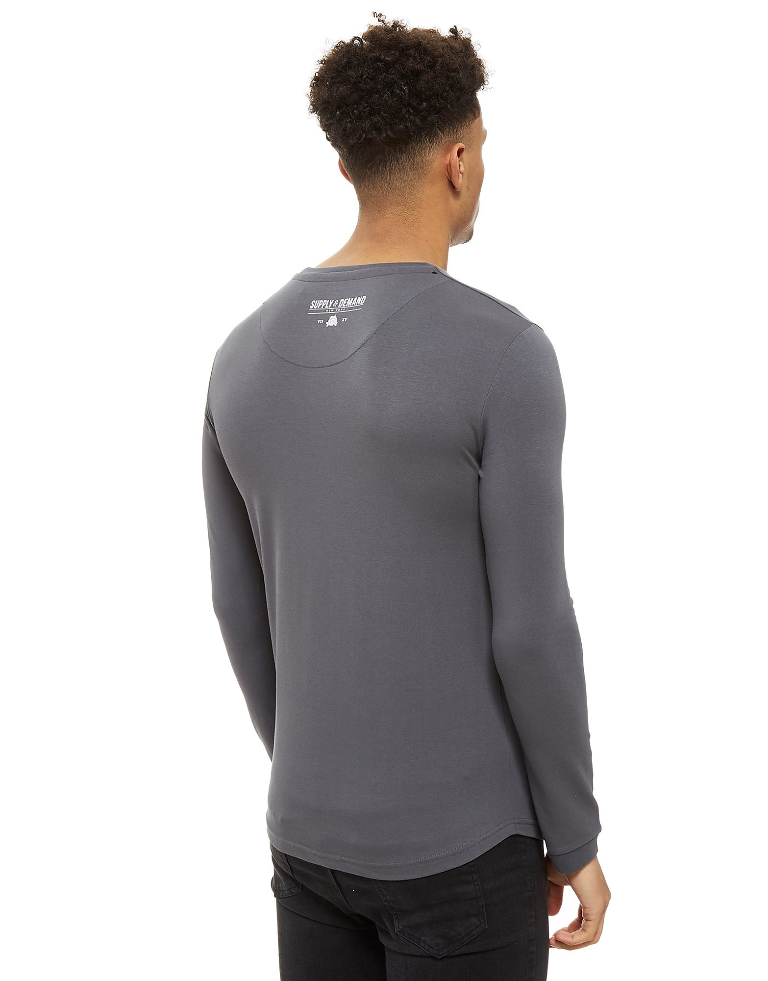 Supply & Demand Reps Long Sleeve T-Shirt