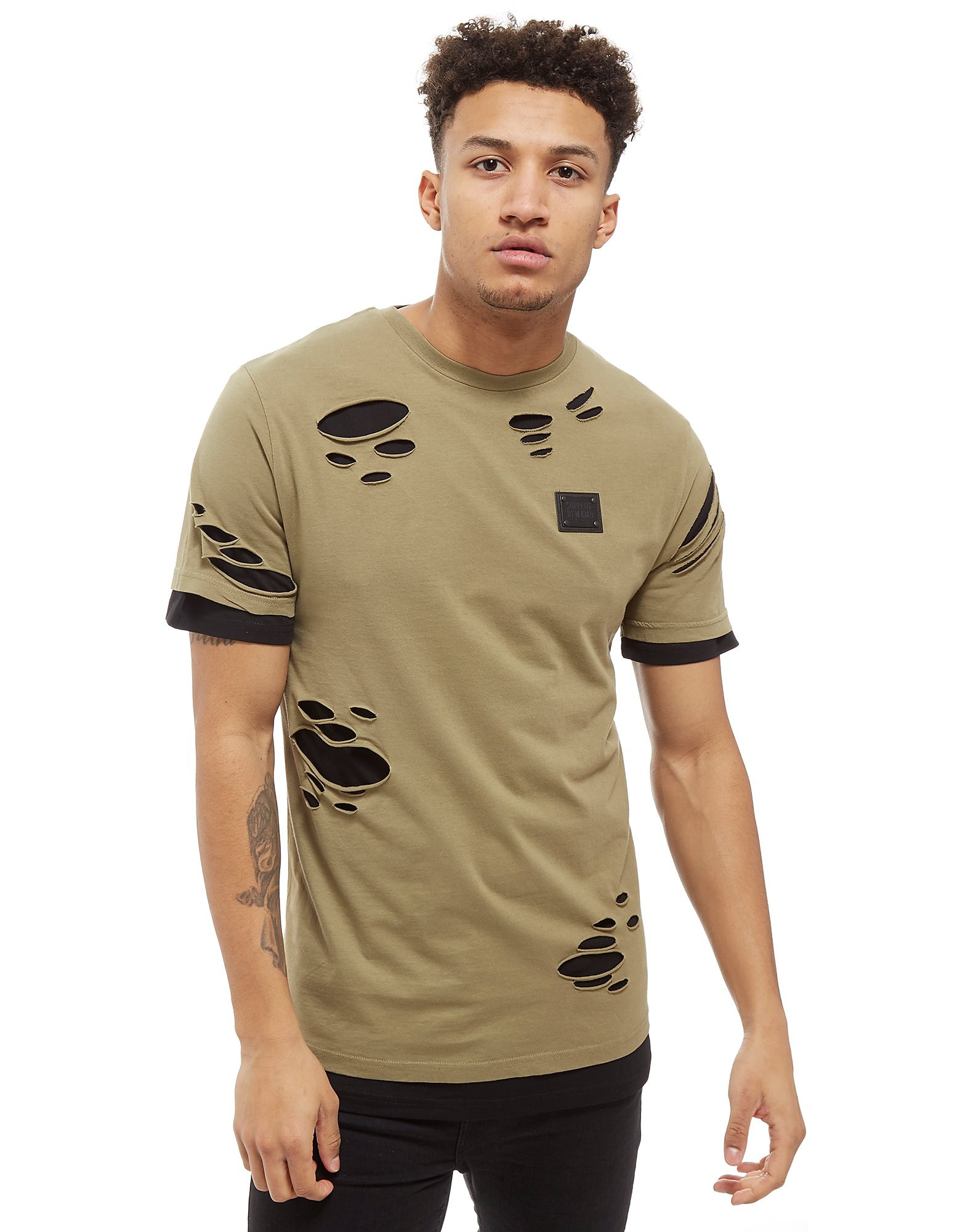 Supply & Demand Double T-Shirt 2