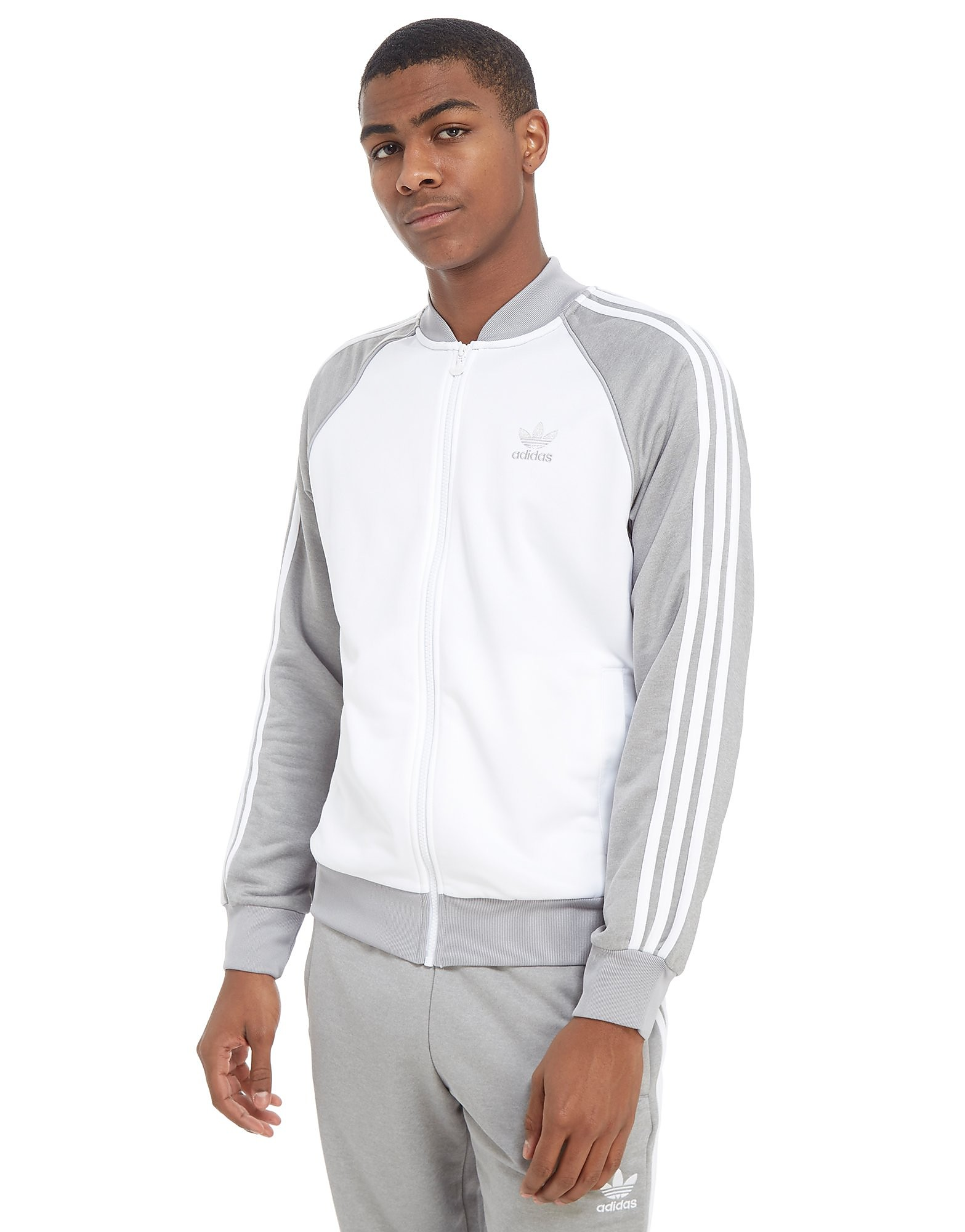 adidas Originals Superstar Colourblock Track Top