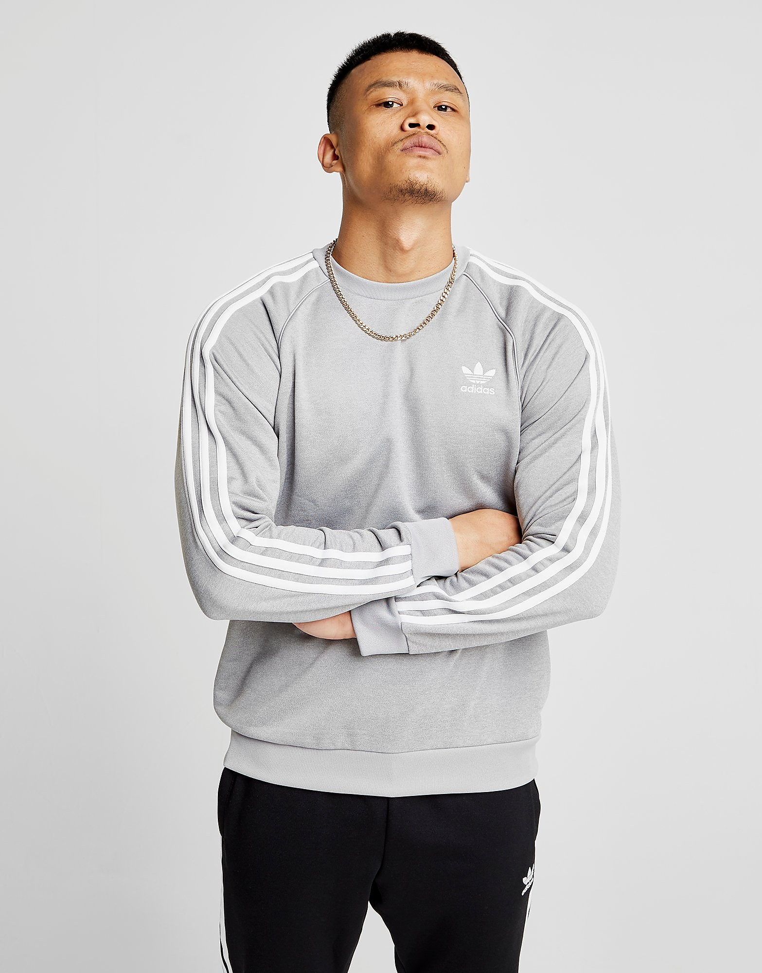 adidas Originals Sweat Superstar Crew Homme