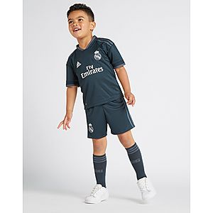 adidas Real Madrid 2018 19 Away Kit Children ... df87063af