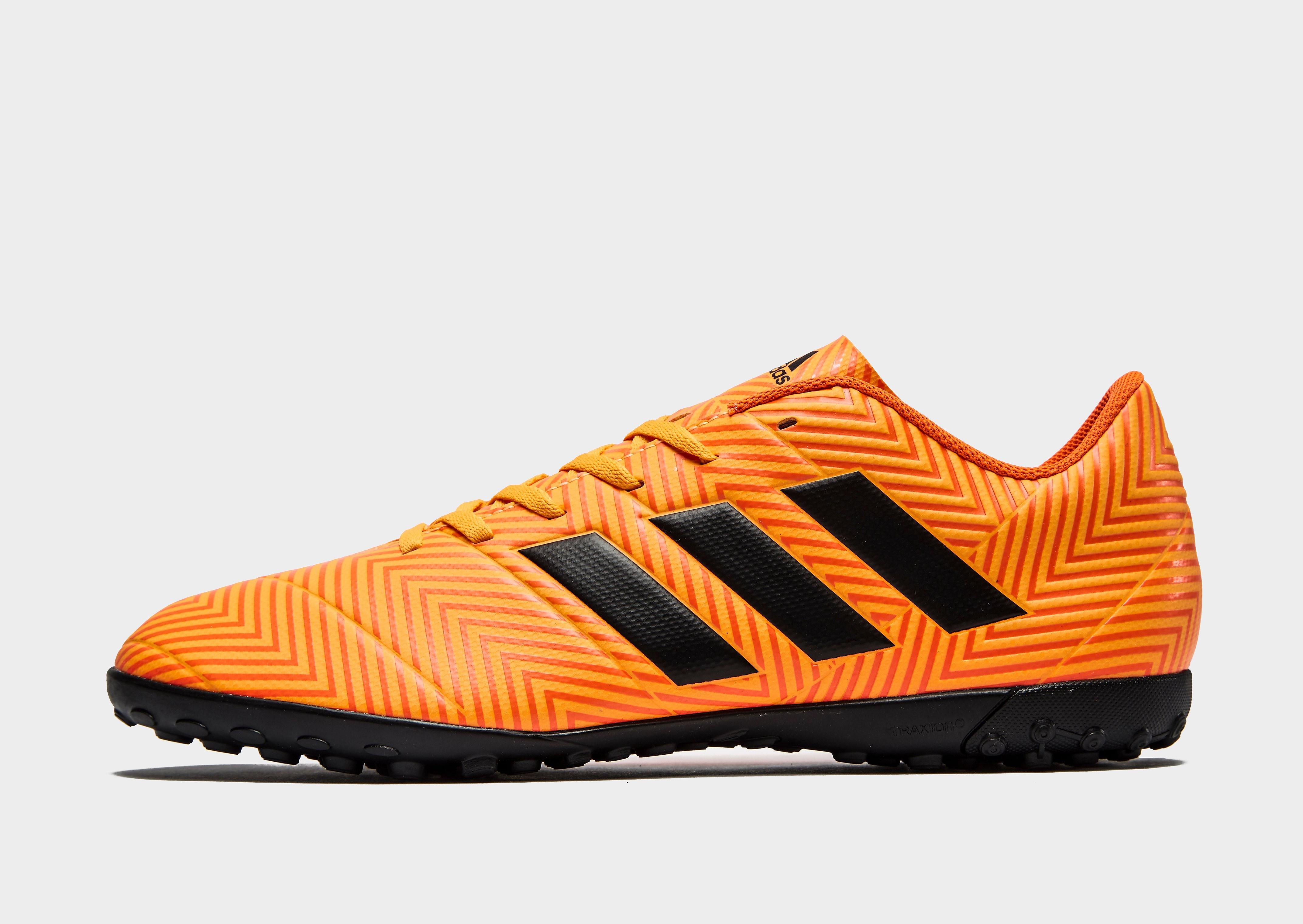 adidas Energy Mode Nemeziz 18.4 TF Heren - Oranje - Heren