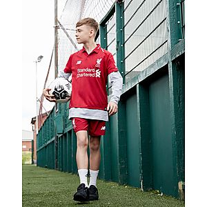 1a2379769 ... New Balance Liverpool FC 2018 Home Shirt Junior
