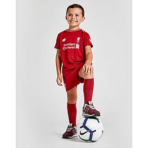 New Balance Liverpool FC 2018 Home Kit Children ... ad74e91ab