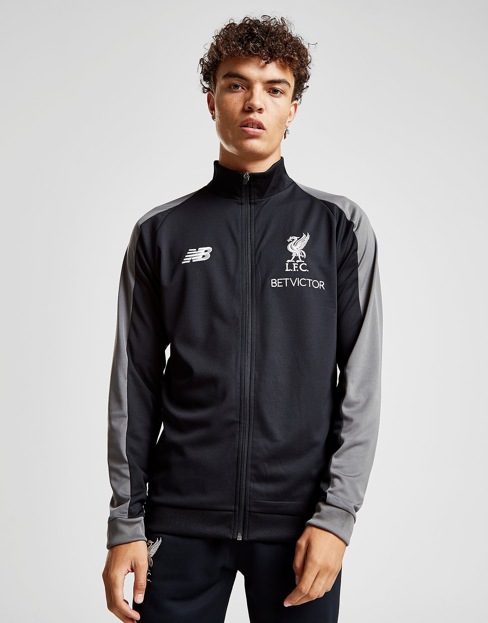 New Balance Liverpool FC Presentation Jacket