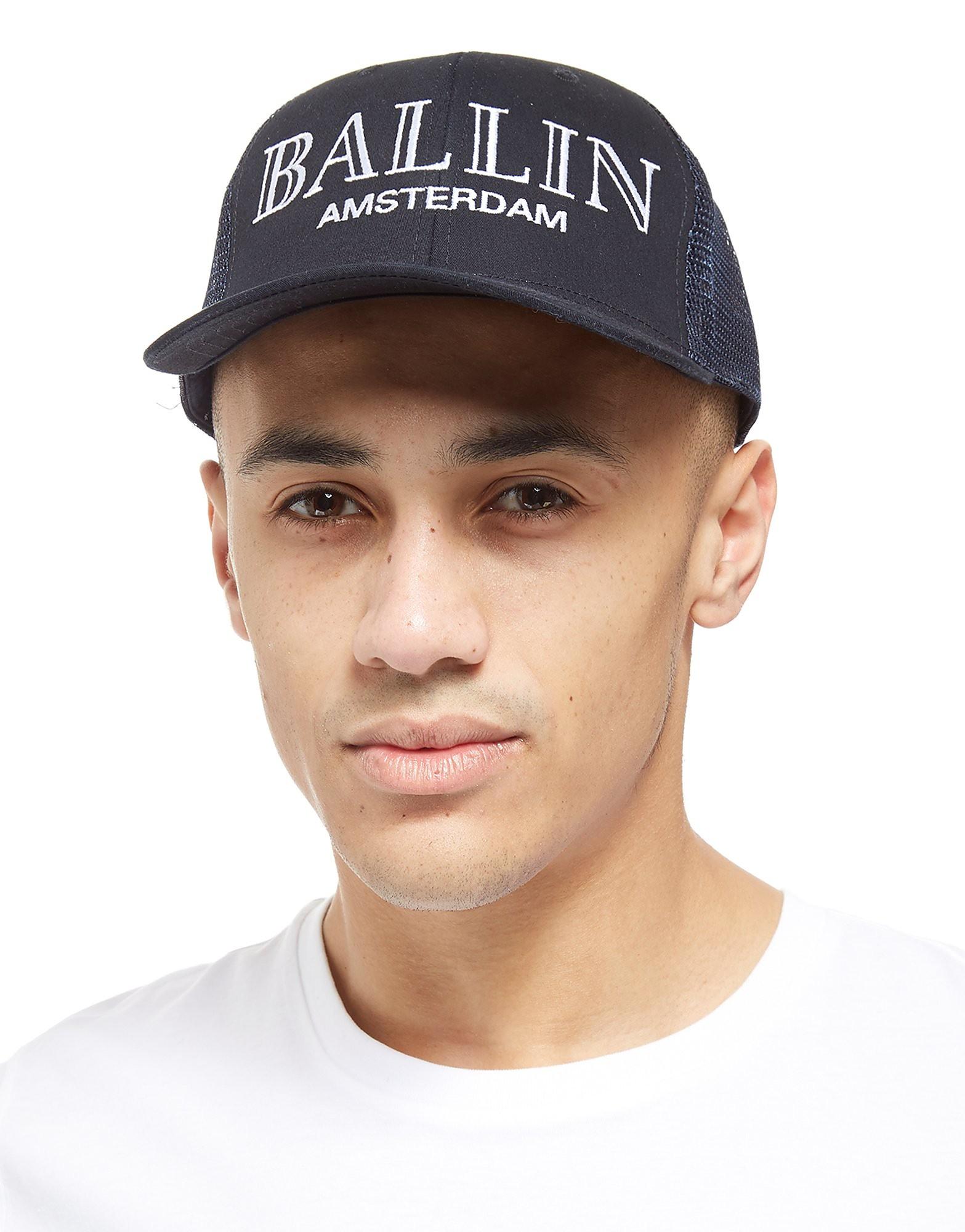 Ballin Amsterdam Trucker Cap