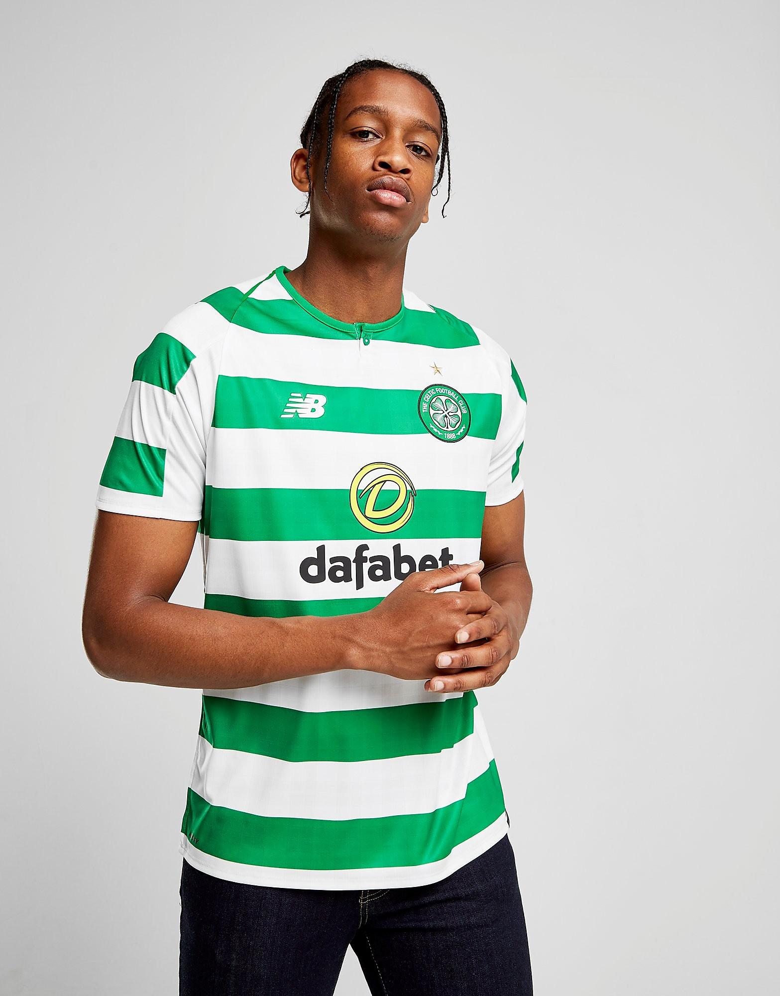 New Balance Celtic FC 2018/19 Home Shirt PRE ORDER