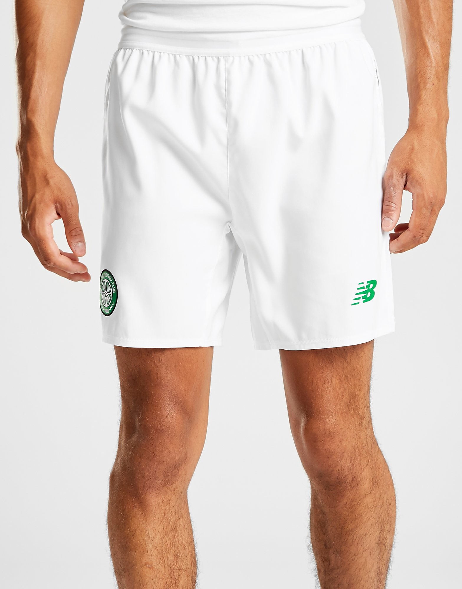 New Balance Celtic FC 2018/19 Home Shorts PRE ORDER