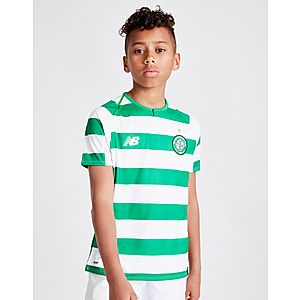 New Balance Celtic FC 2018 19 Home Shirt Junior ... 73ba655ff