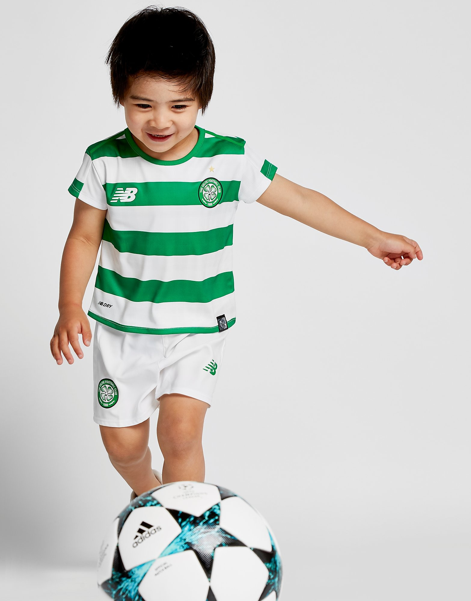 New Balance Celtic 2018/19 Home Kit Infant PRE ORDER