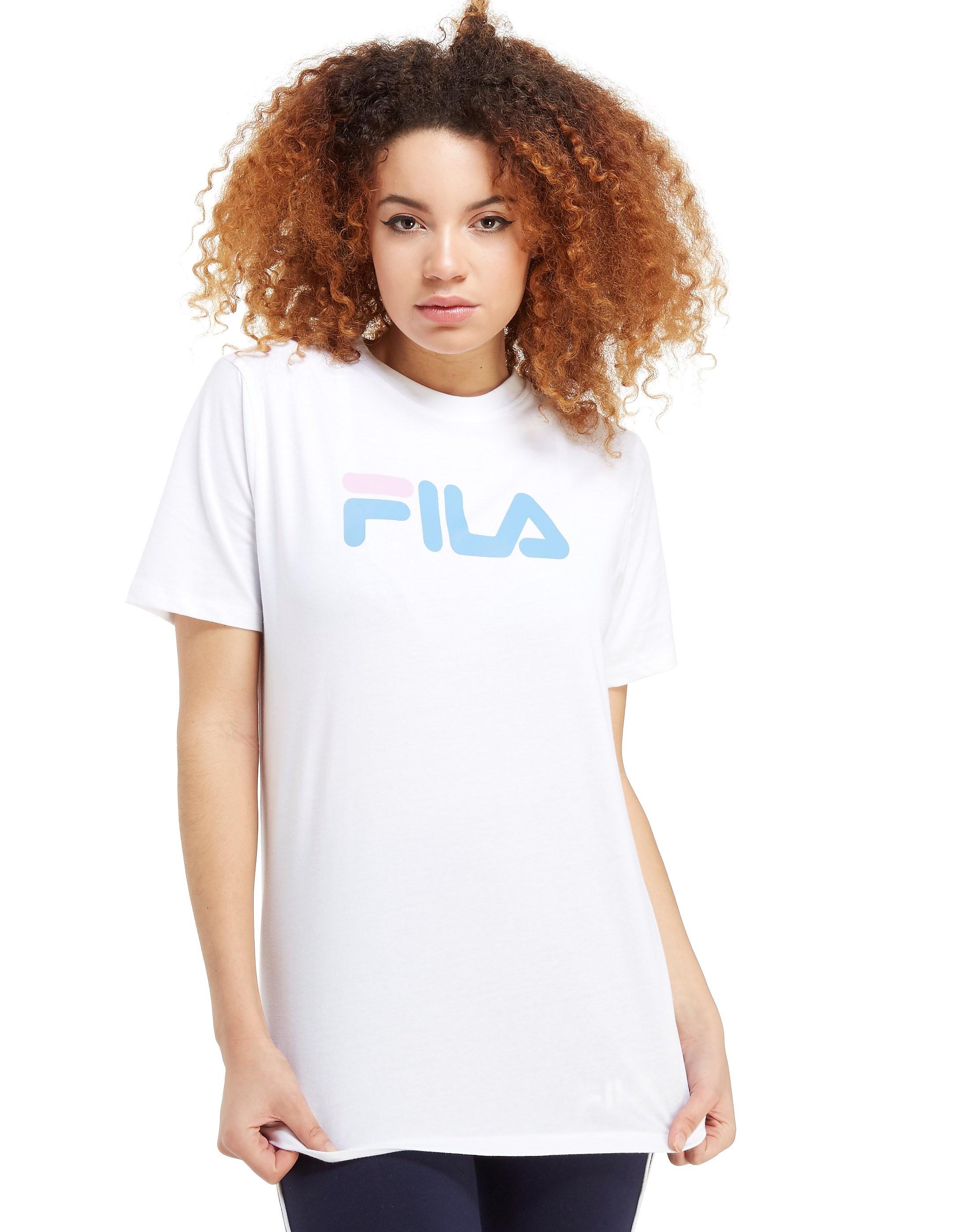 Fila camiseta Boyfriend Logo