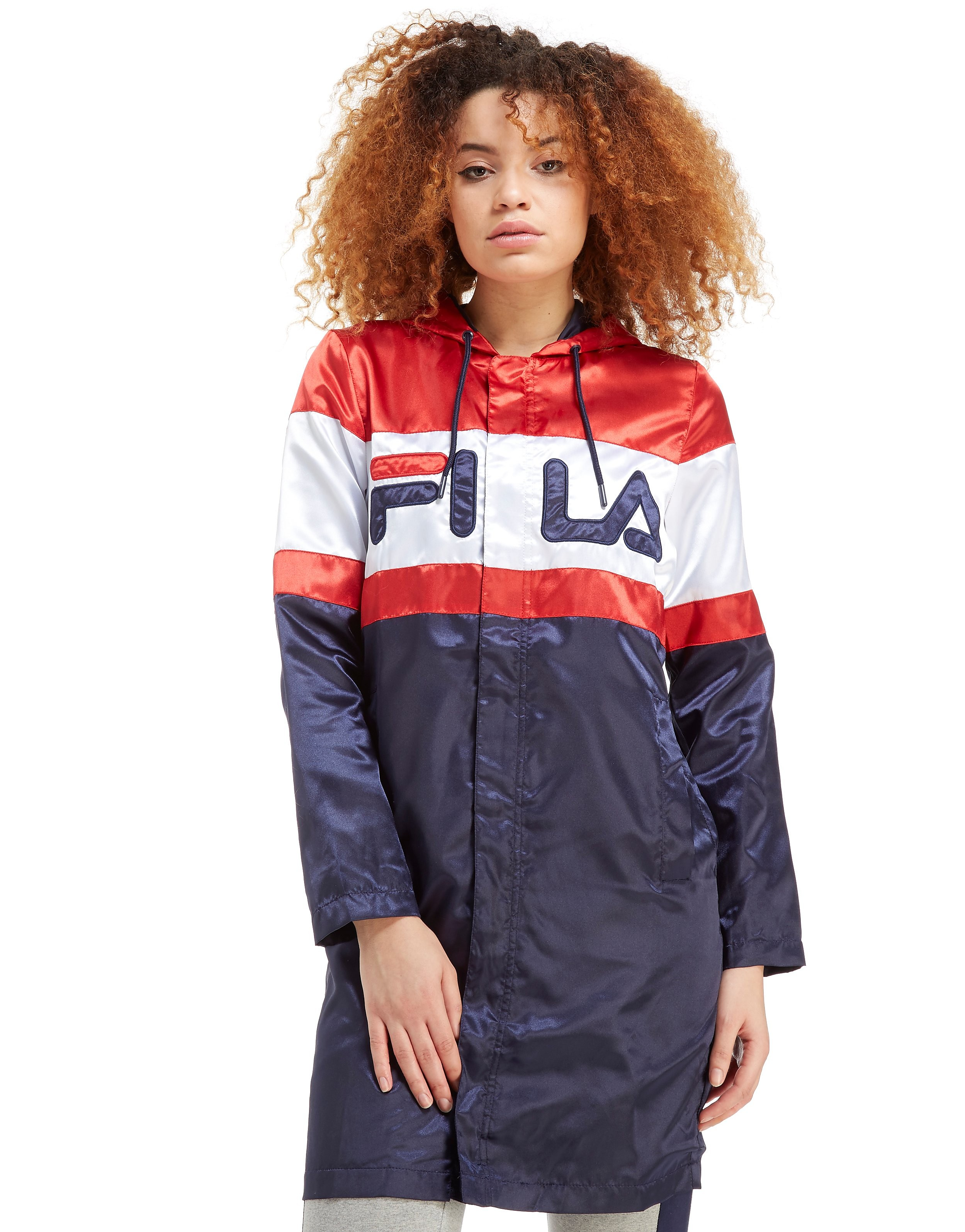 Fila Satin Jacket