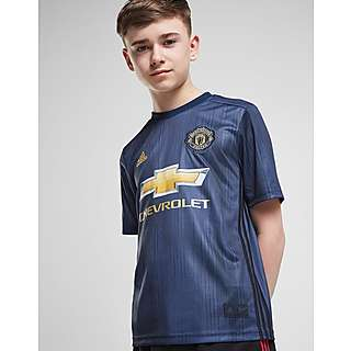 40ebed6ca adidas Manchester United 2018 19 Third Shirt Junior