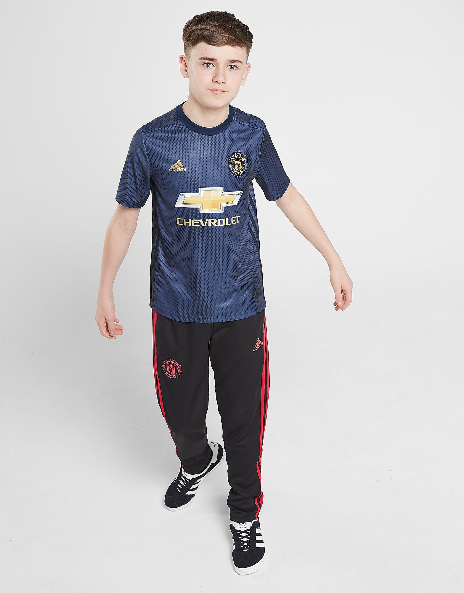 adidas Manchester United 2018/19 Third Shirt Junior