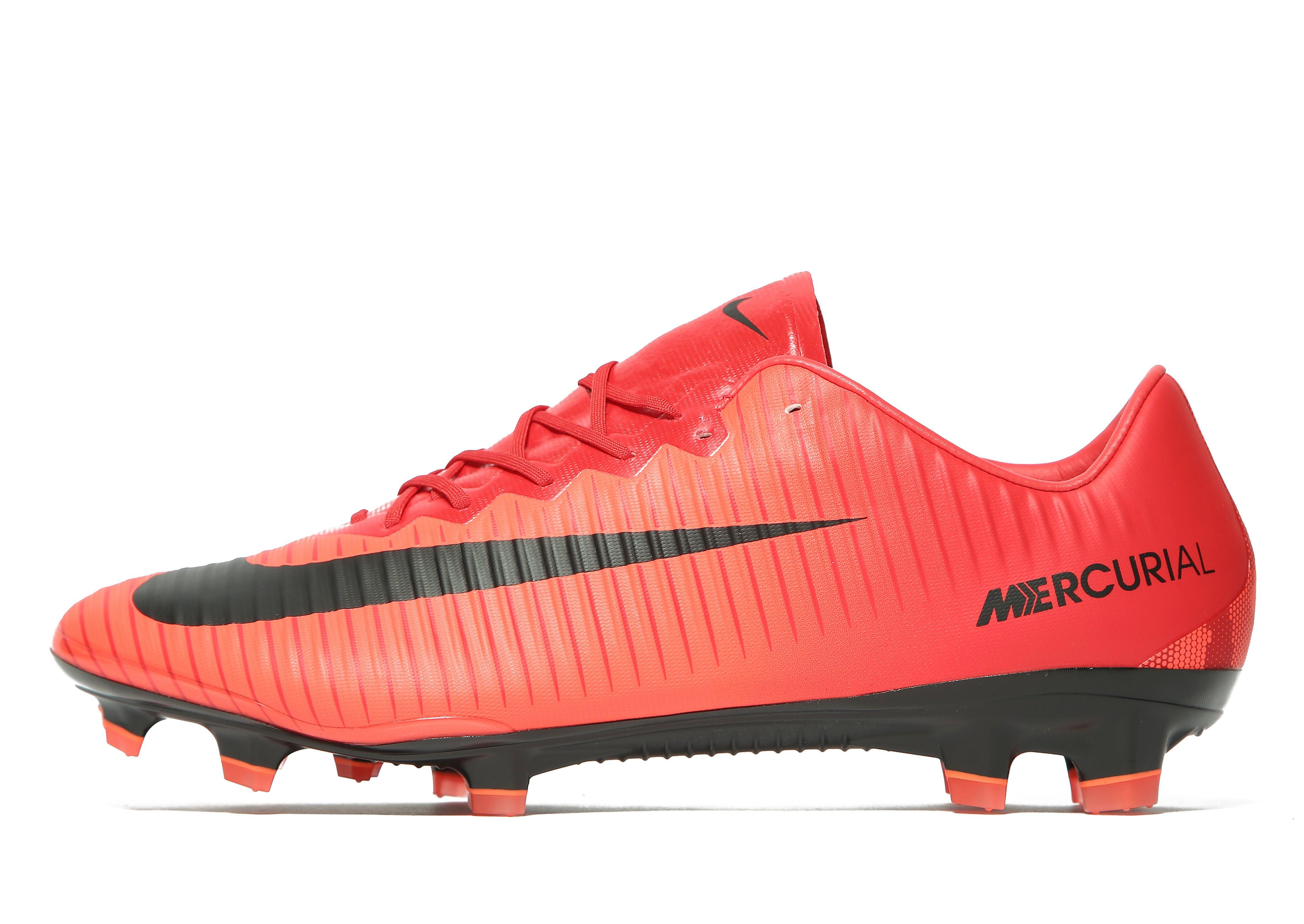 Nike Fire & Ice Mercurial Vapor FG