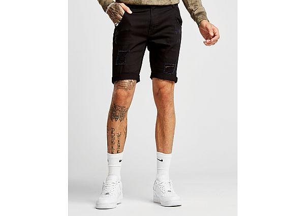 Supply & Demand Benji Denim Shorts - Only at JD, Black