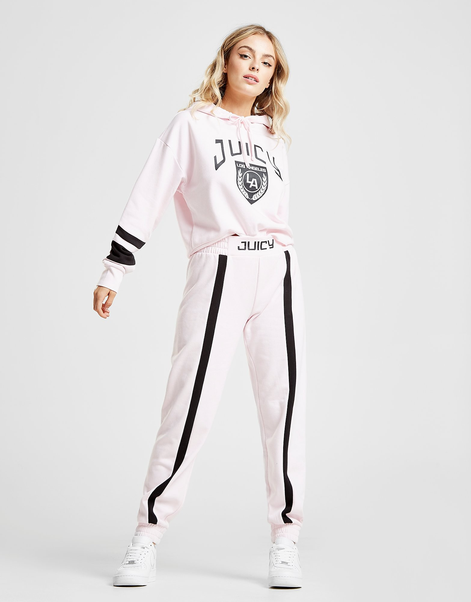 Juicy by Juicy Couture Racer Track Pants Dames - Roze - Dames