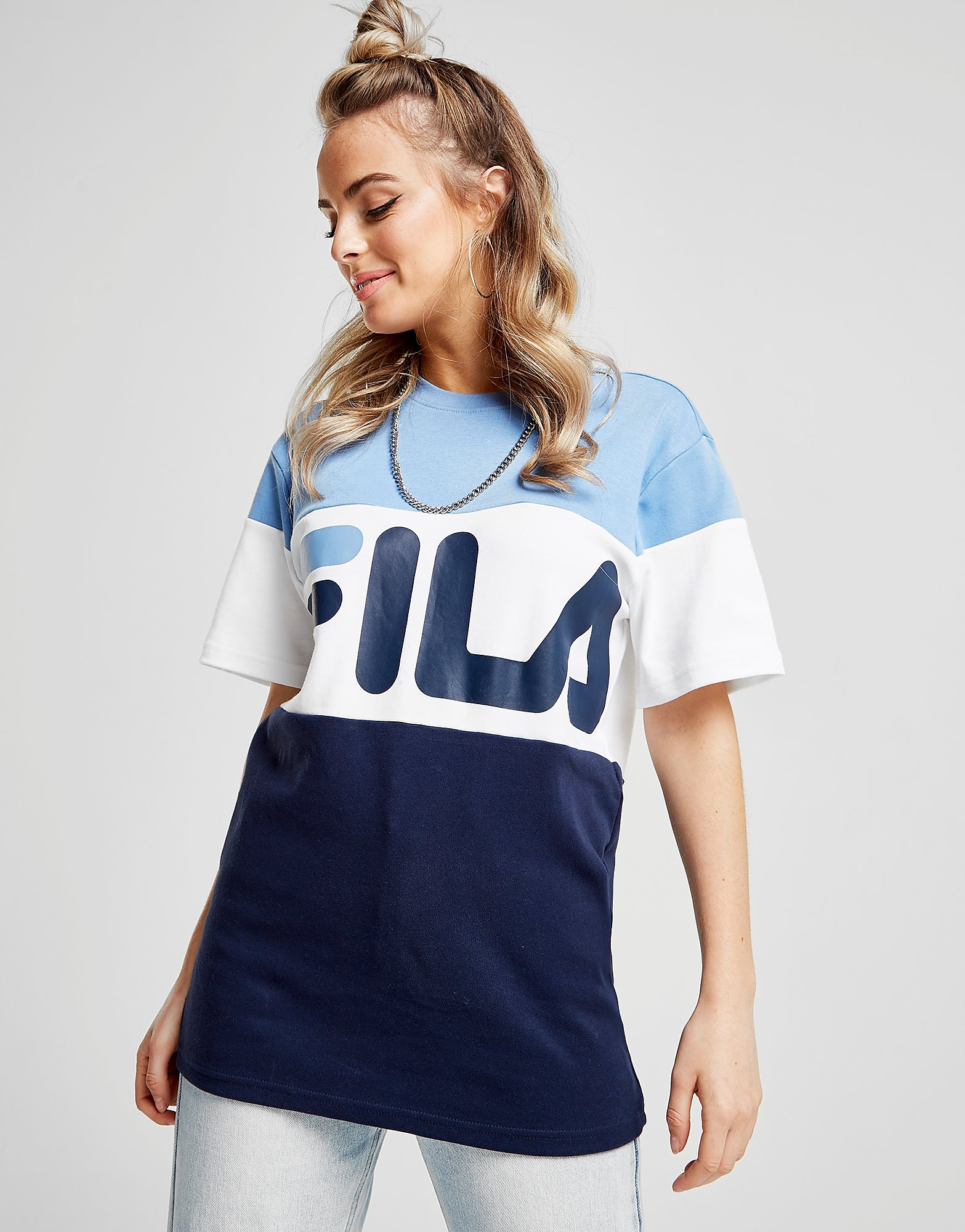 Fila camiseta Colourblock