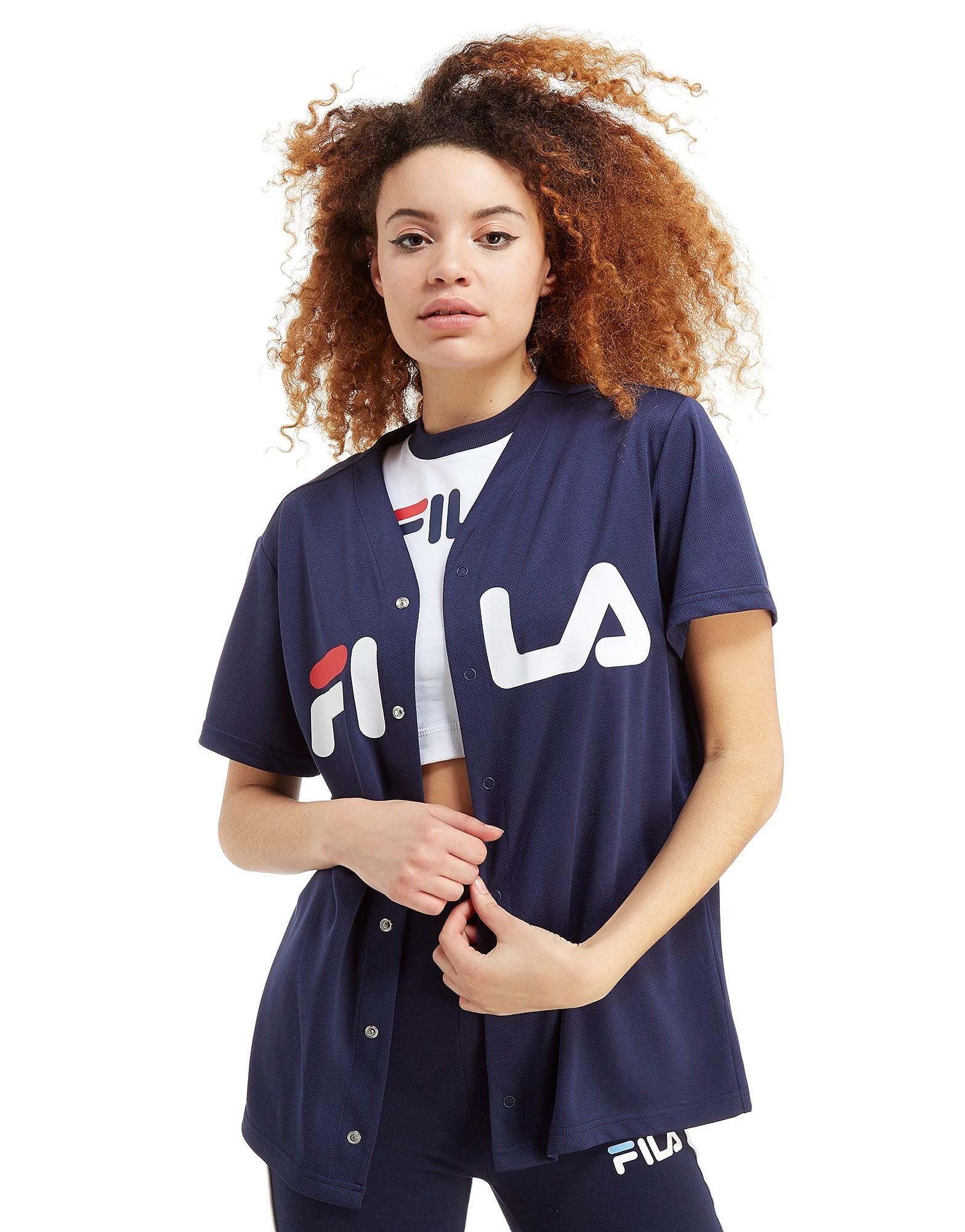 Fila camisa Mesh Baseball