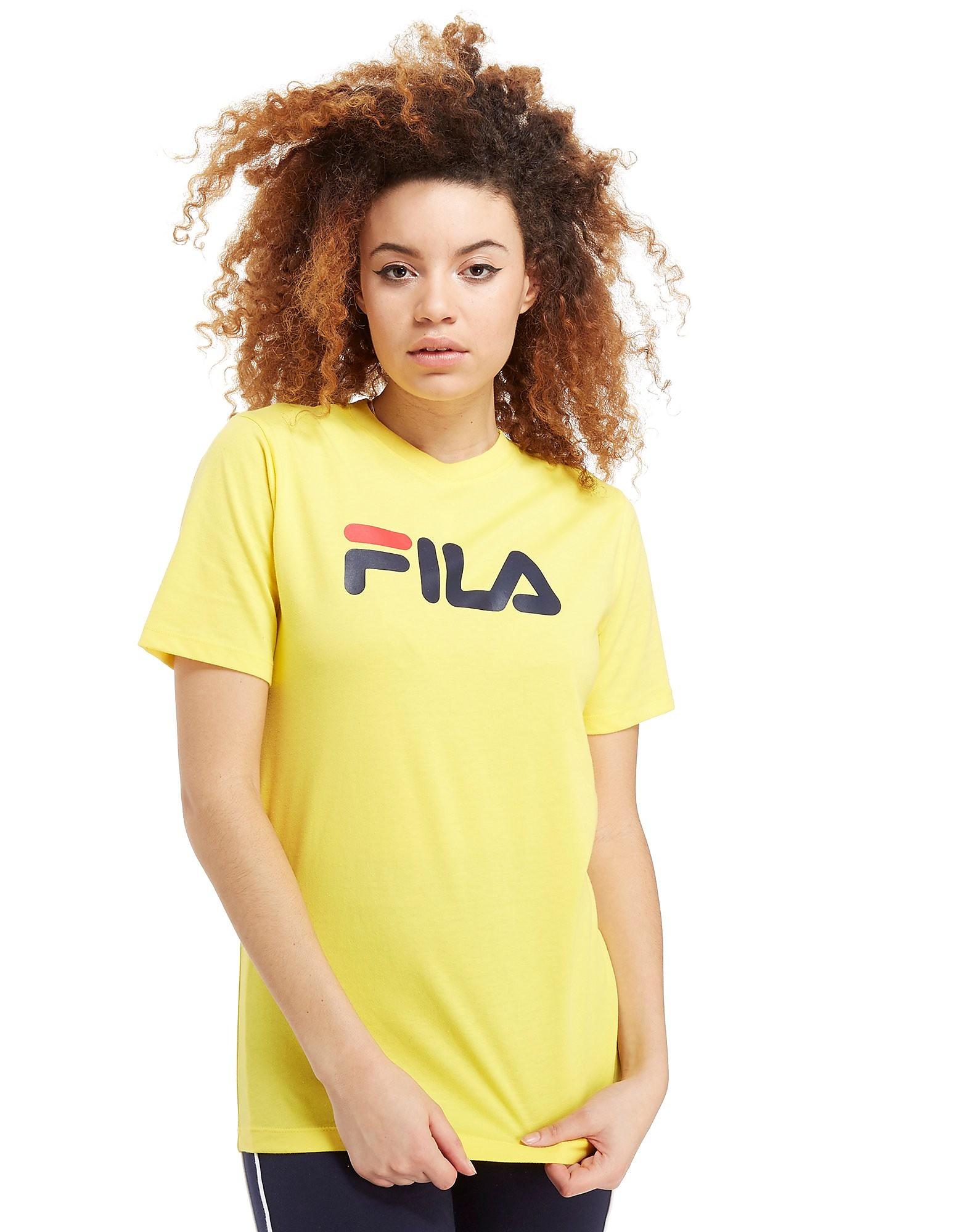 Fila Boyfriend Logo T-Shirt