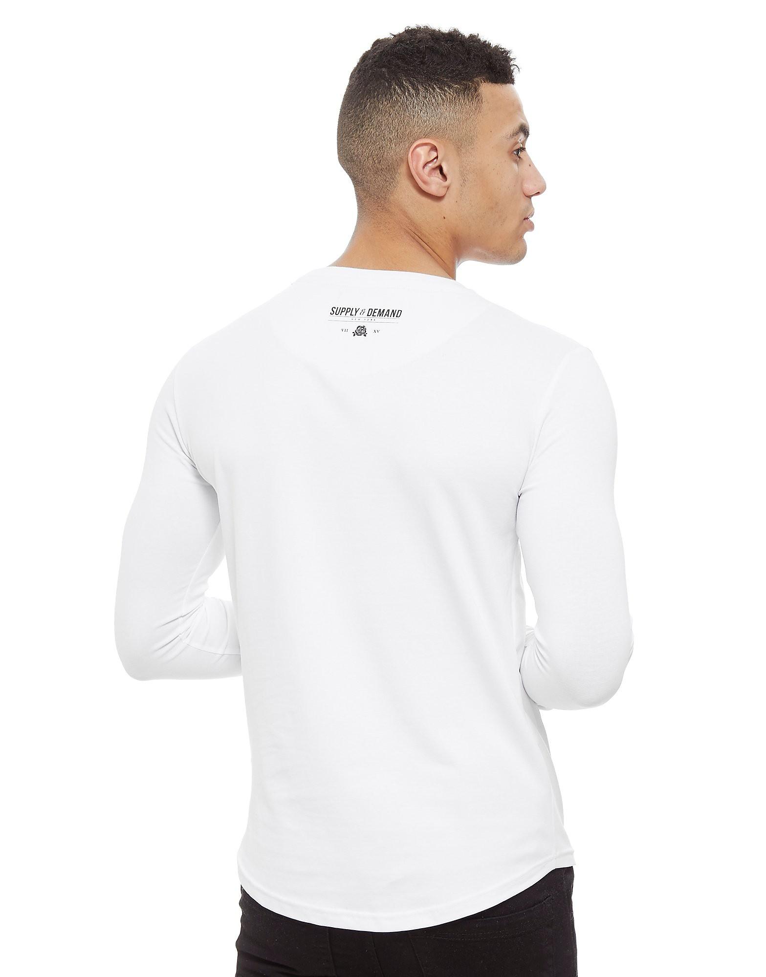 Supply & Demand Reps Long Sleeve T-Shirt