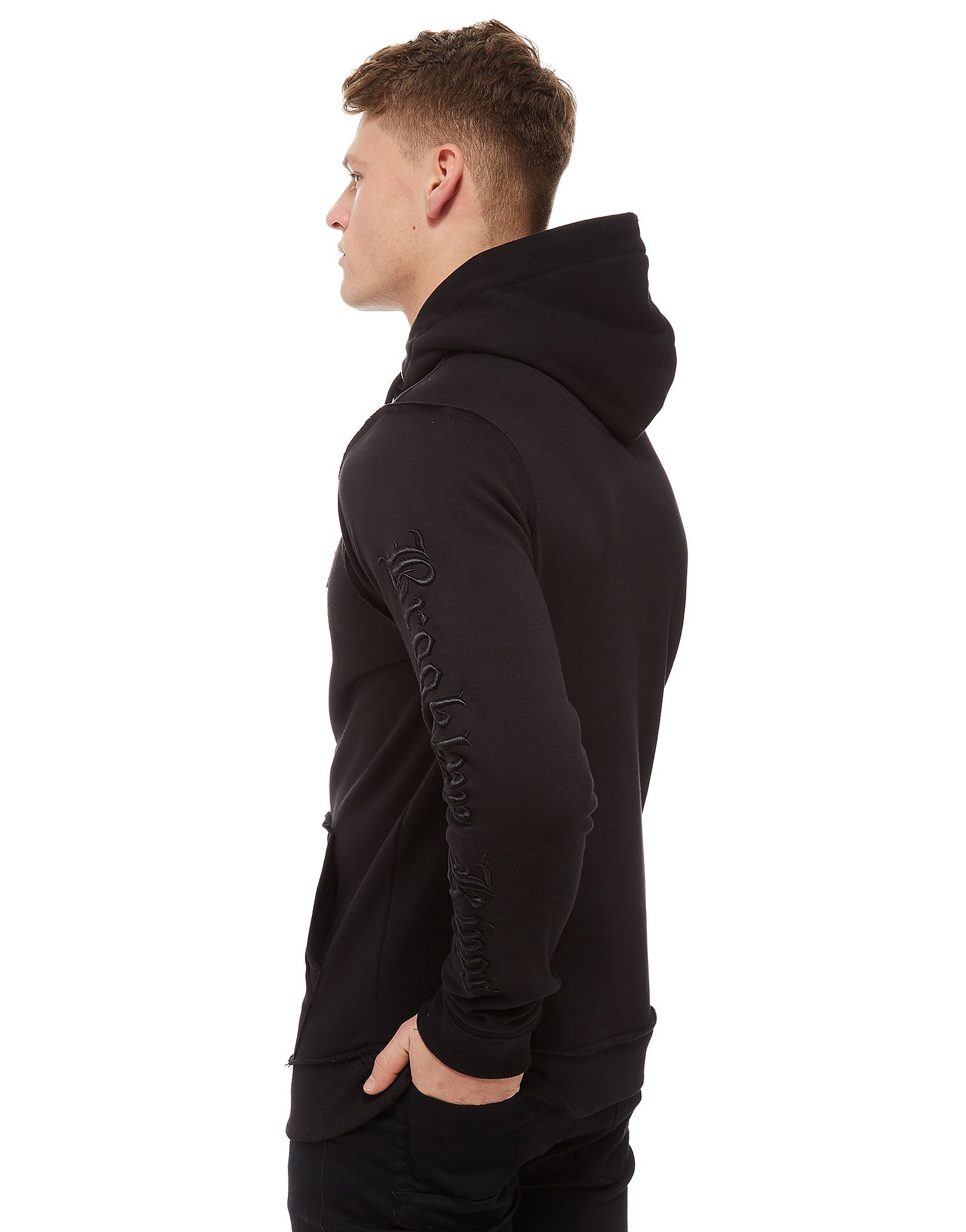 Supply & Demand Observe 1/4 Zip Hoodie Heren