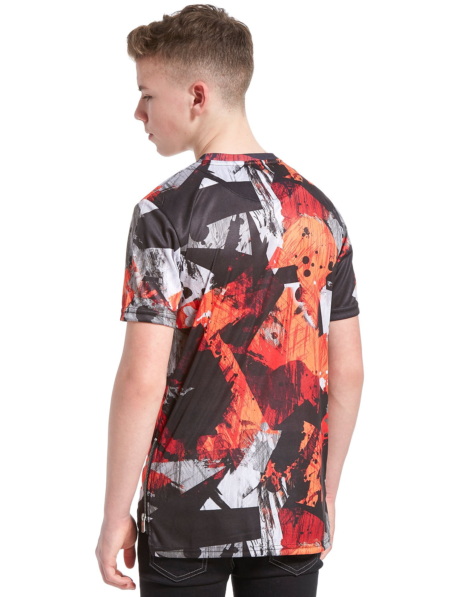 Sonneti Stroke Camo T-Shirt Junior