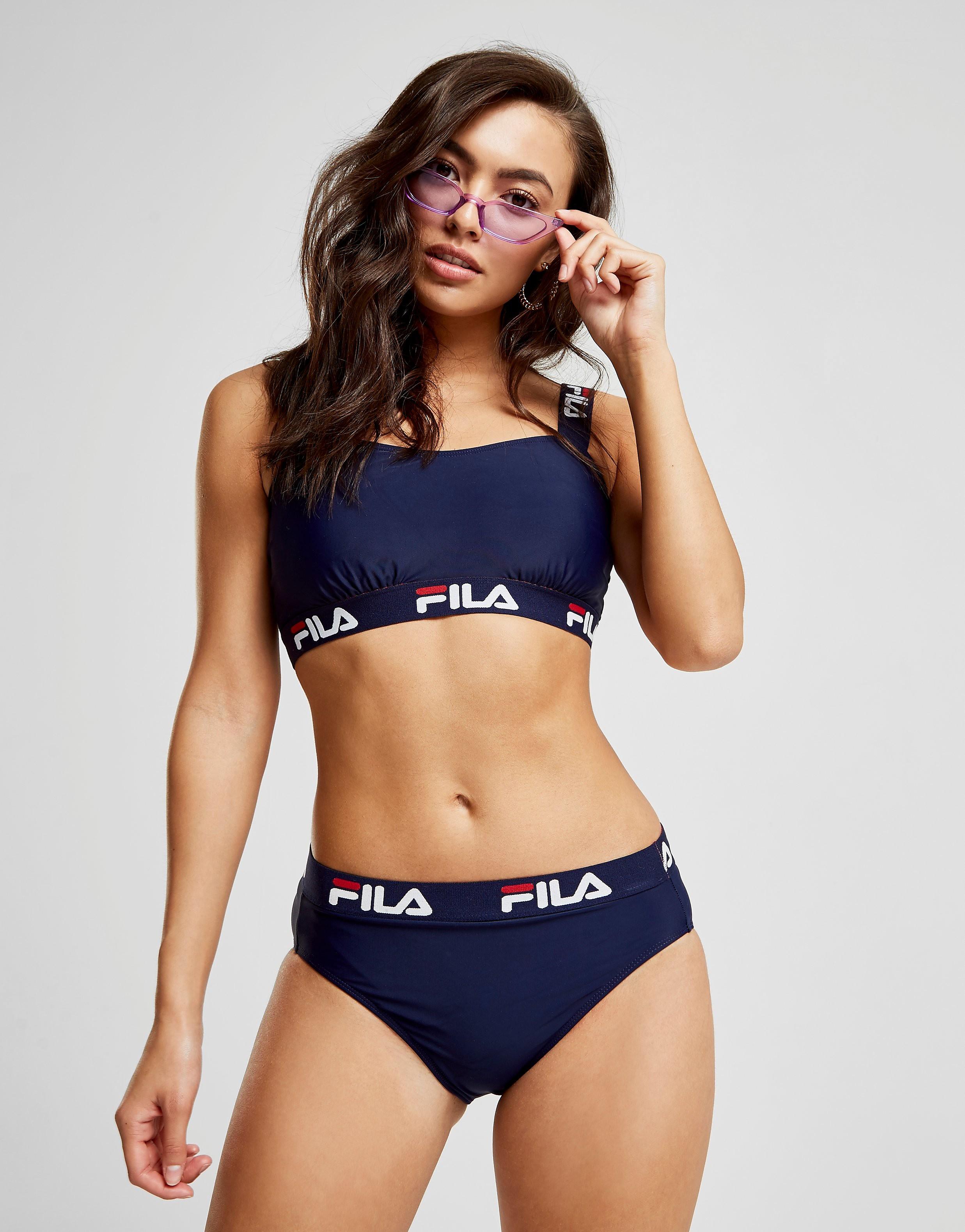 Fila Tape Bikini Top