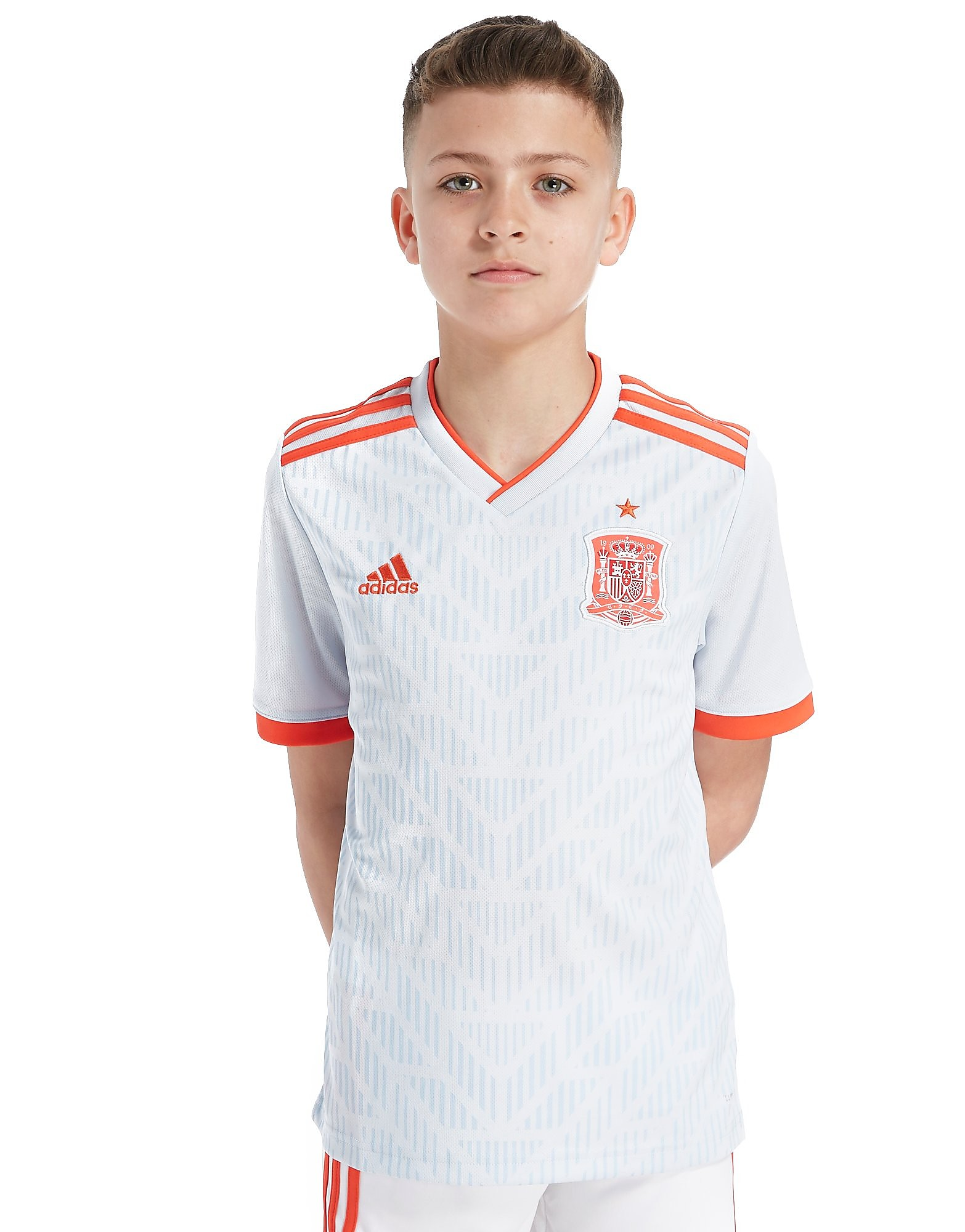 adidas Spain 2018 Away Shirt Junior