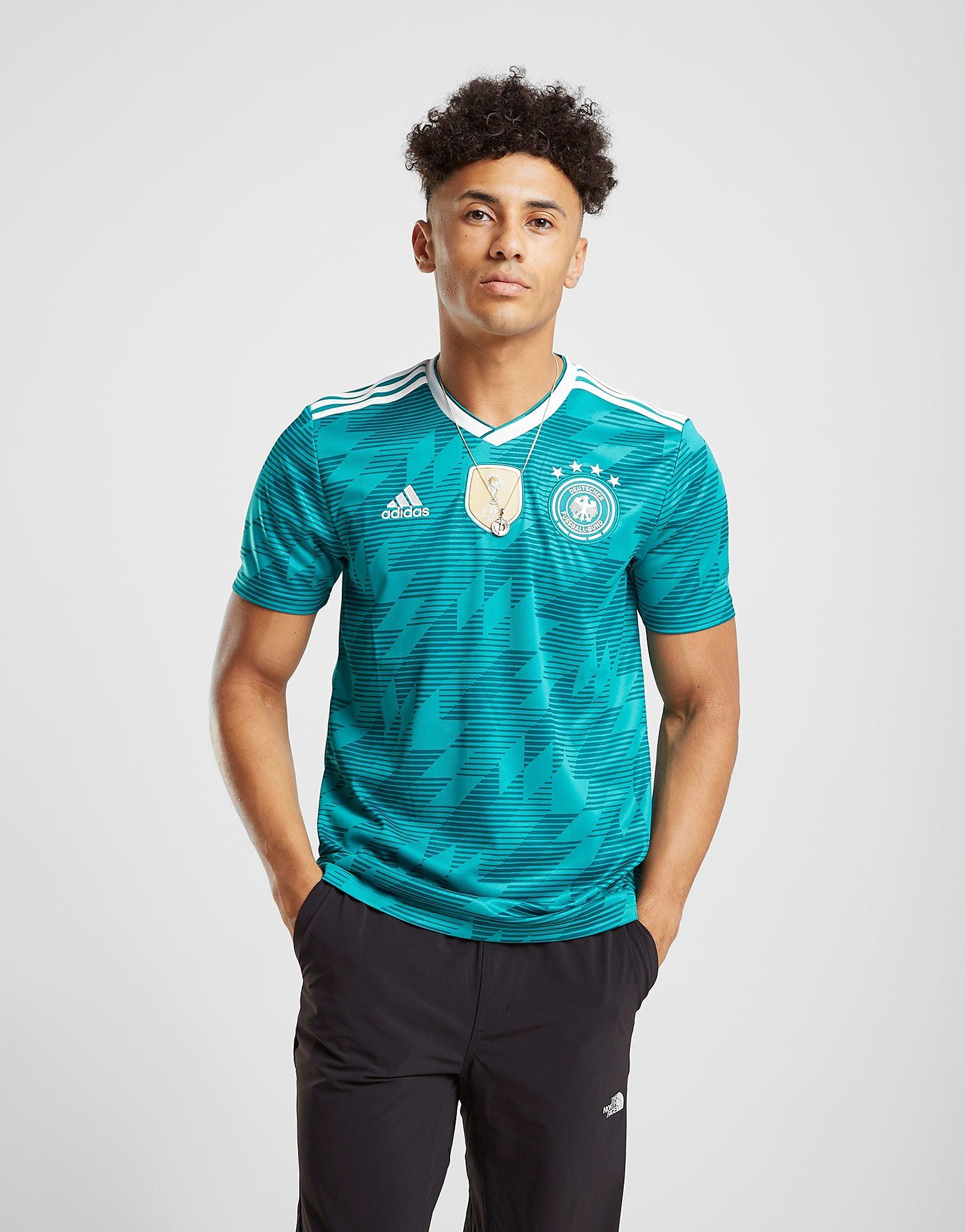 adidas Germany 2018 Away Shirt
