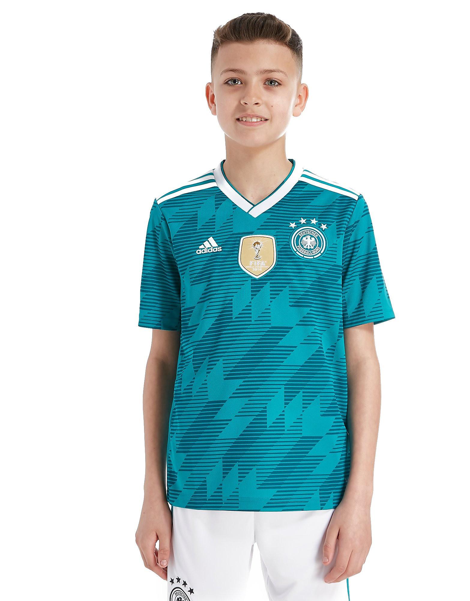 adidas Germany 2018 Away Shirt Junior