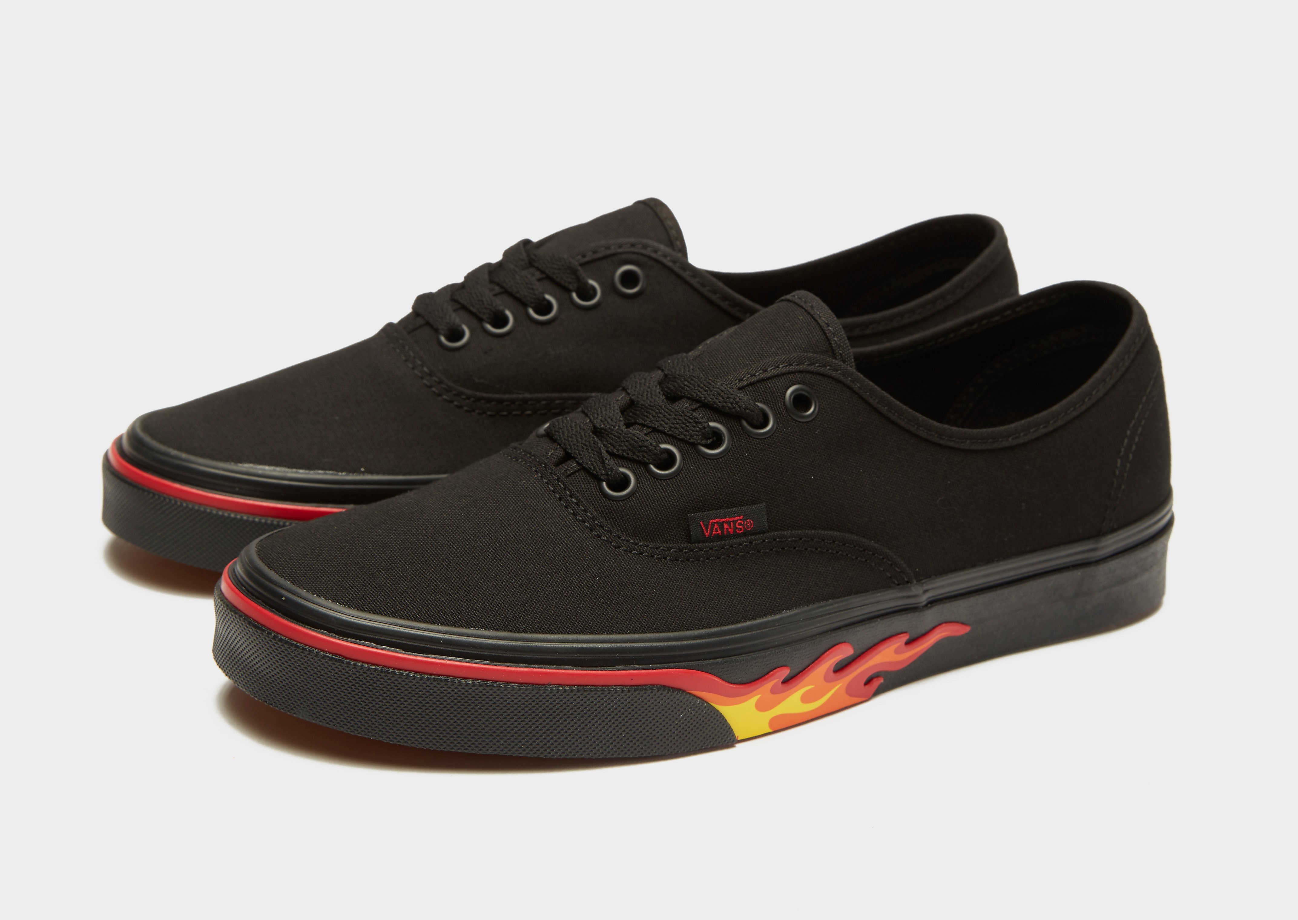 Vans Flame Wall Authentic