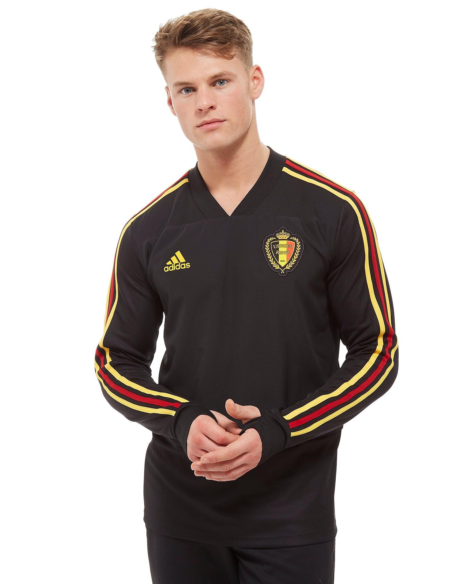 adidas Belgium 2018 Training Top