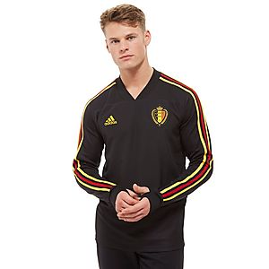 adidas Belgium 2018 Training Top ... ef623a812