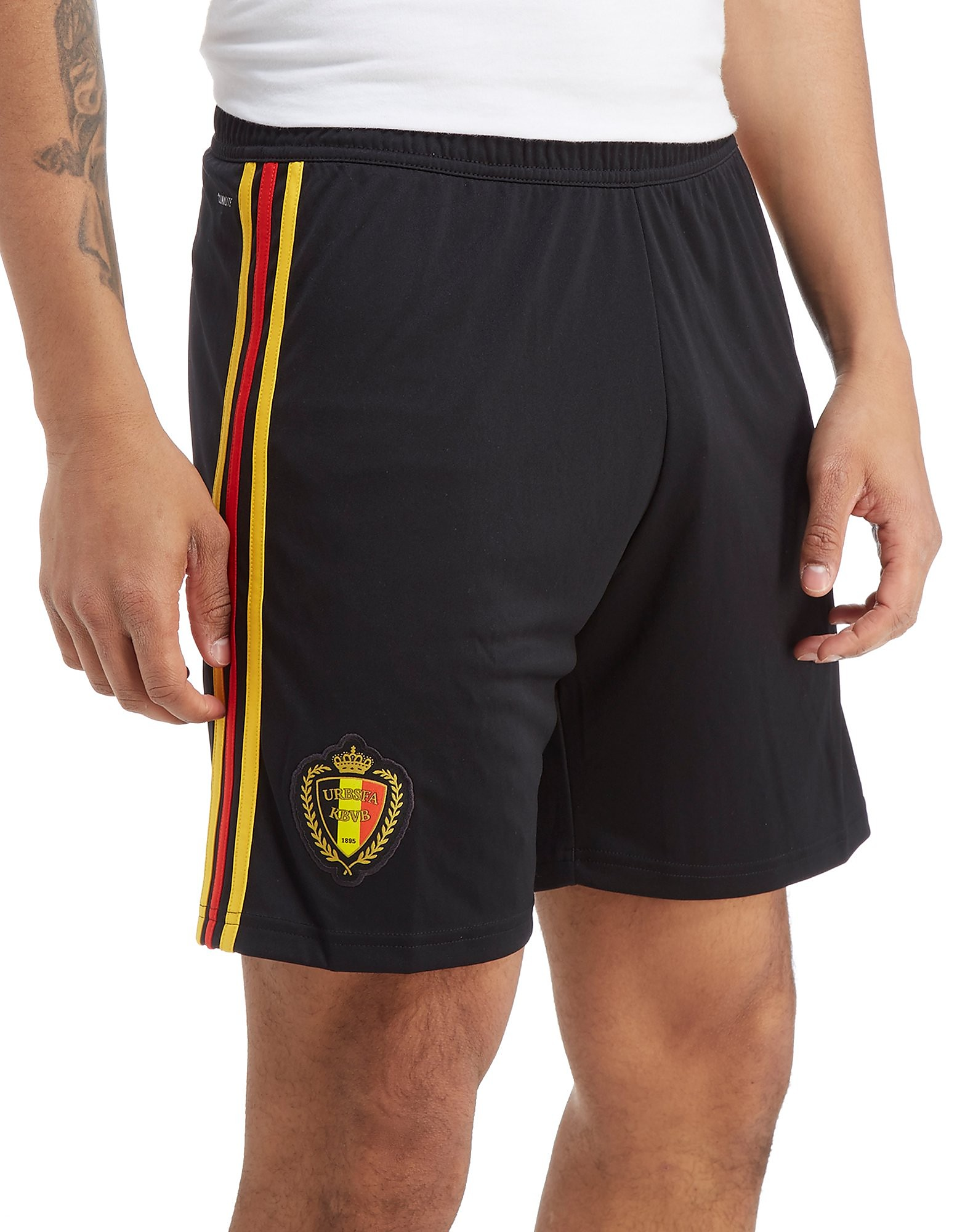 adidas Belgium 2018 Away Shorts