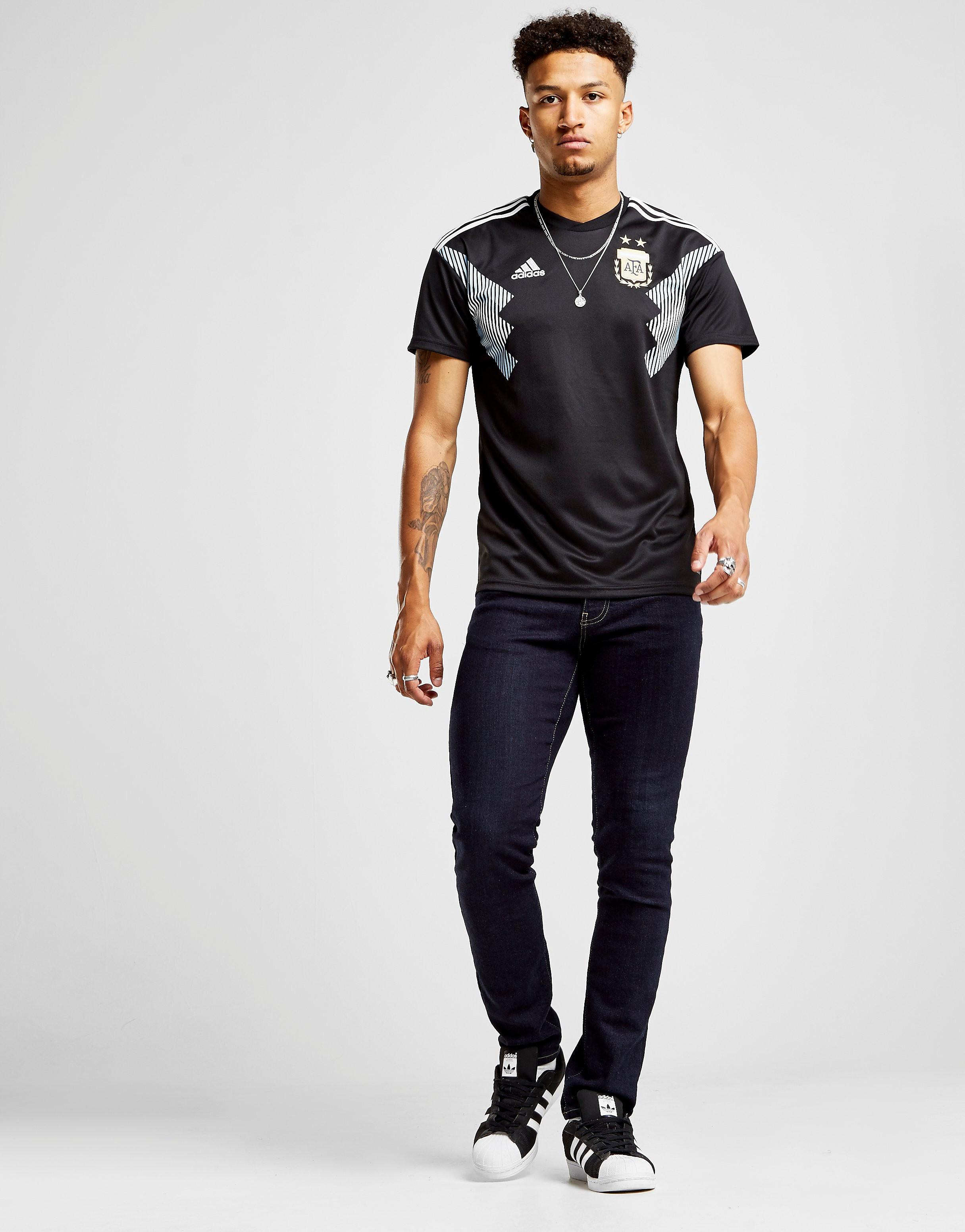 adidas Argentina 2018 Away Shirt