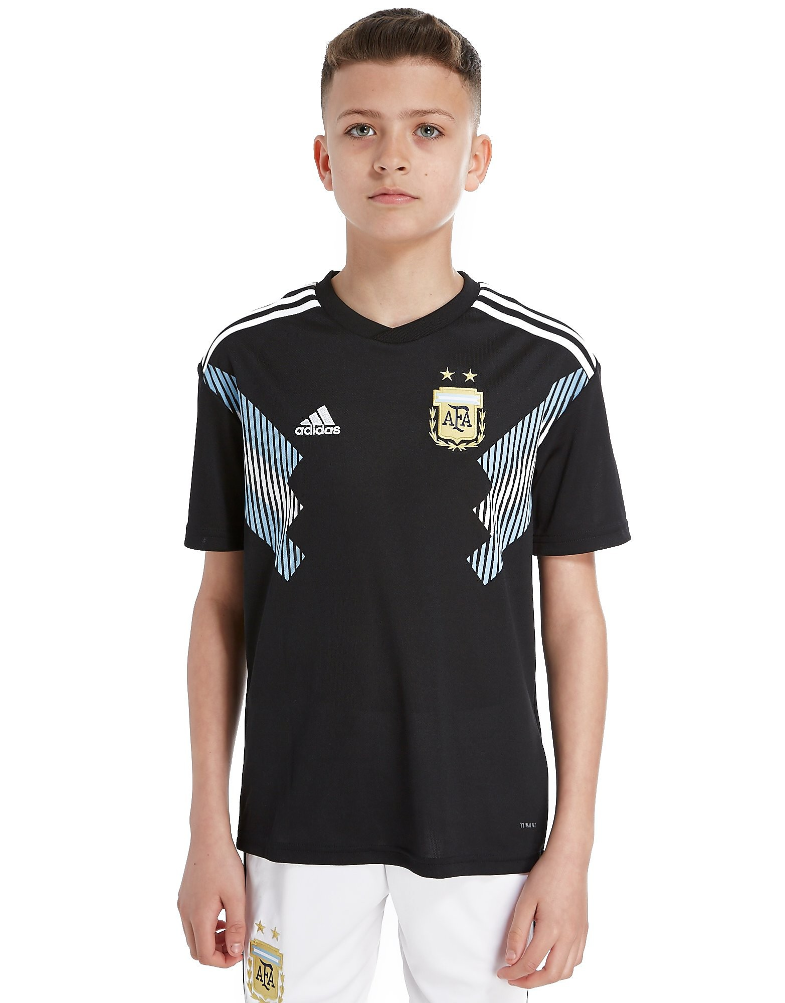 adidas Argentina 2018 Away Shirt Junior