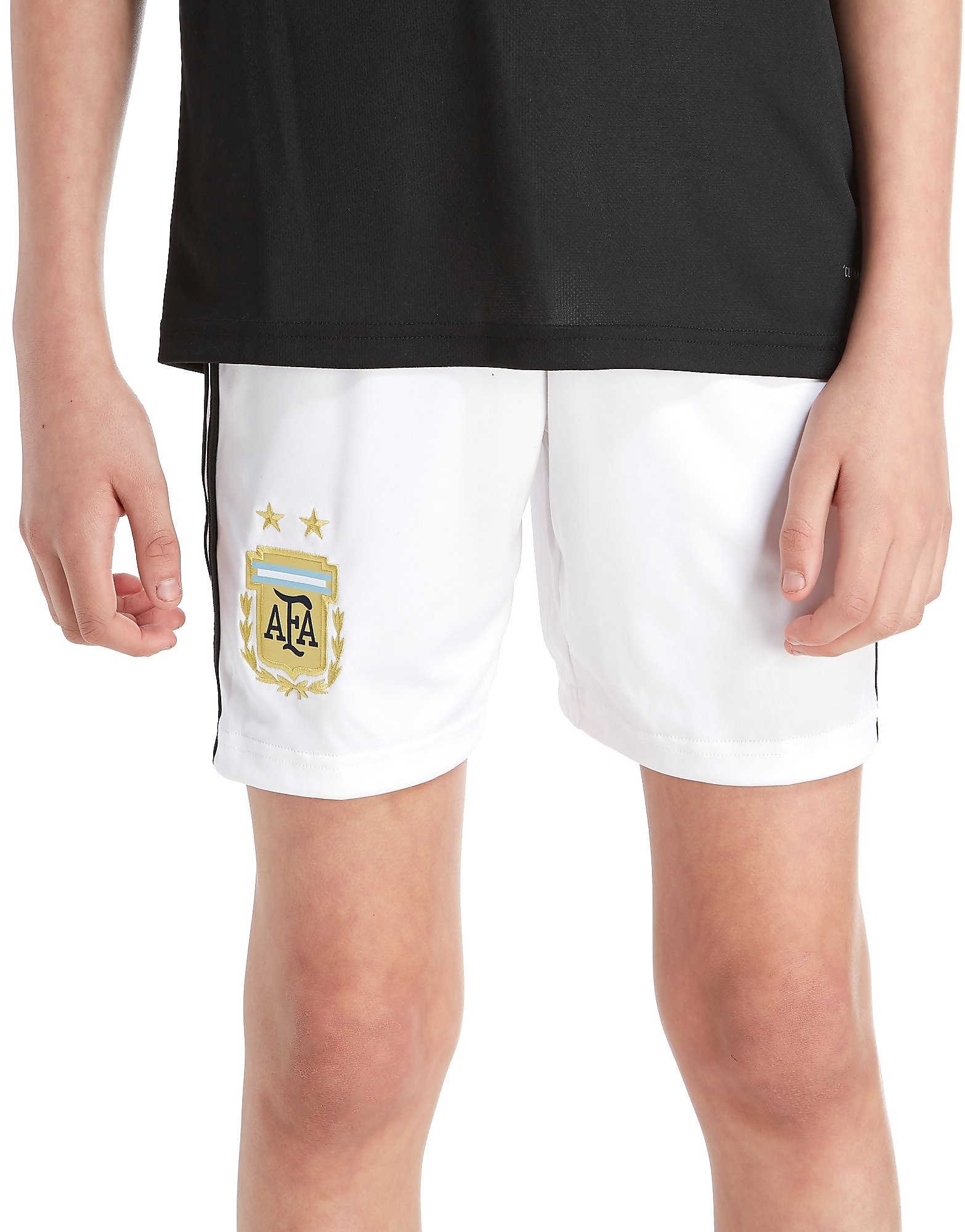 adidas Argentina 2018 Away Shorts Junior