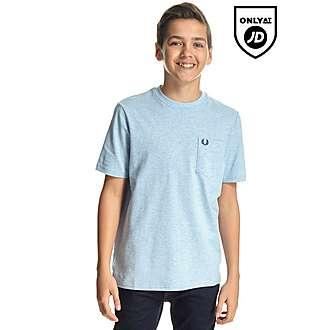 Fred Perry Polka Dot T-Shirt Junior