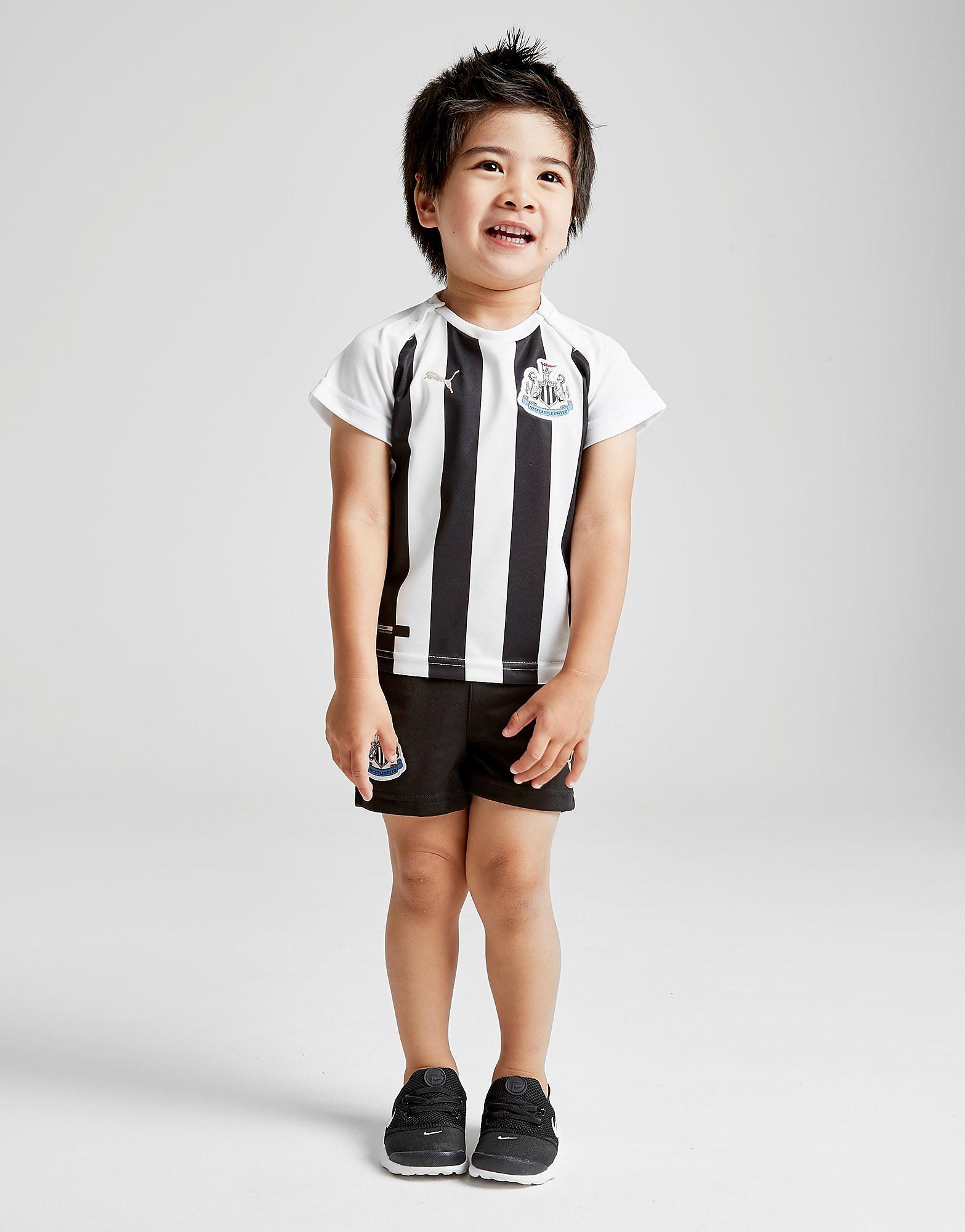 PUMA Newcastle United 18/19 Home Kit Baby's - Zwart - Kind