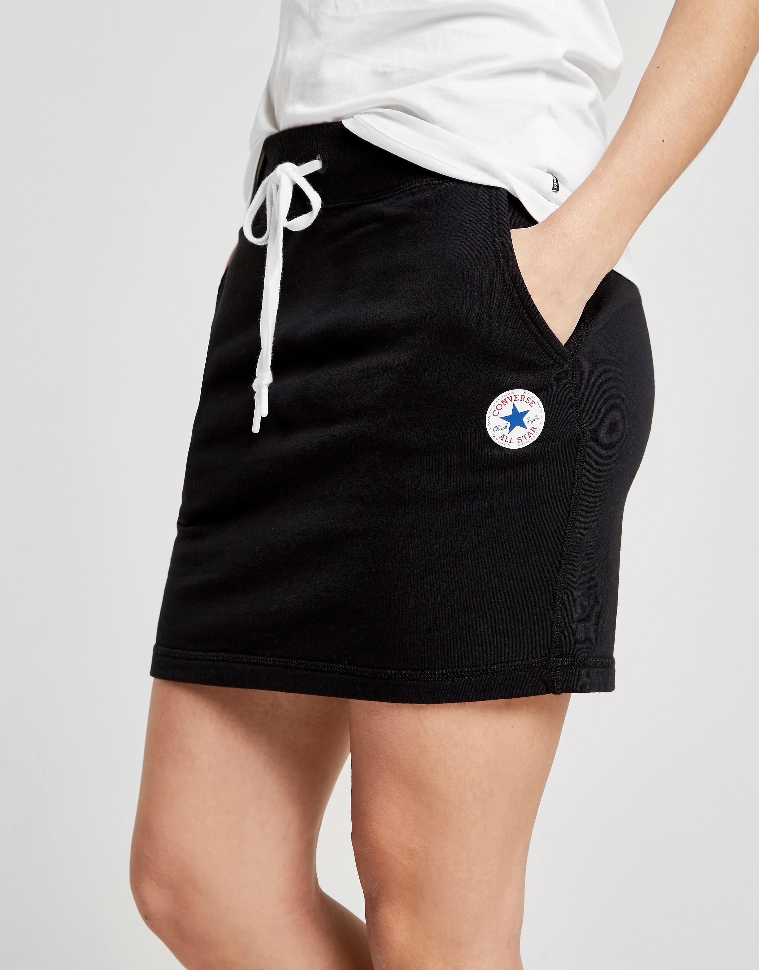 Converse Chuck Fleece Skirt