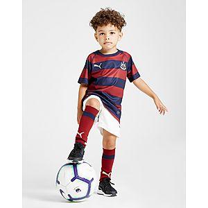 PUMA Newcastle United FC 2018 19 Away Kit Children ... 3099242a5